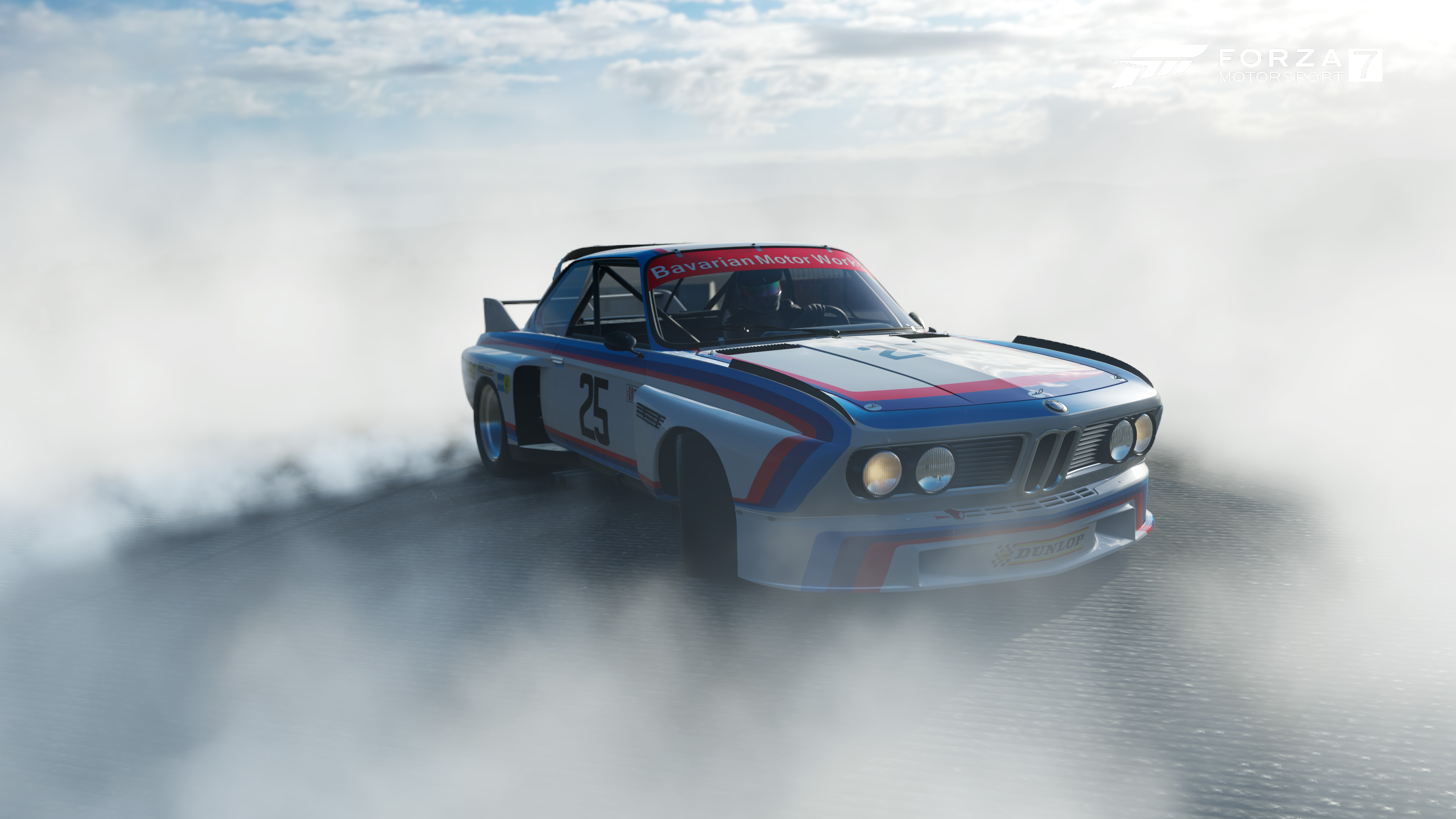 Forza Motorsport 7 Wallpapers Ultra Hd Gaming Backgrounds: 1976 Bmw Drifting Forza Motosport 7 4k, HD Games, 4k