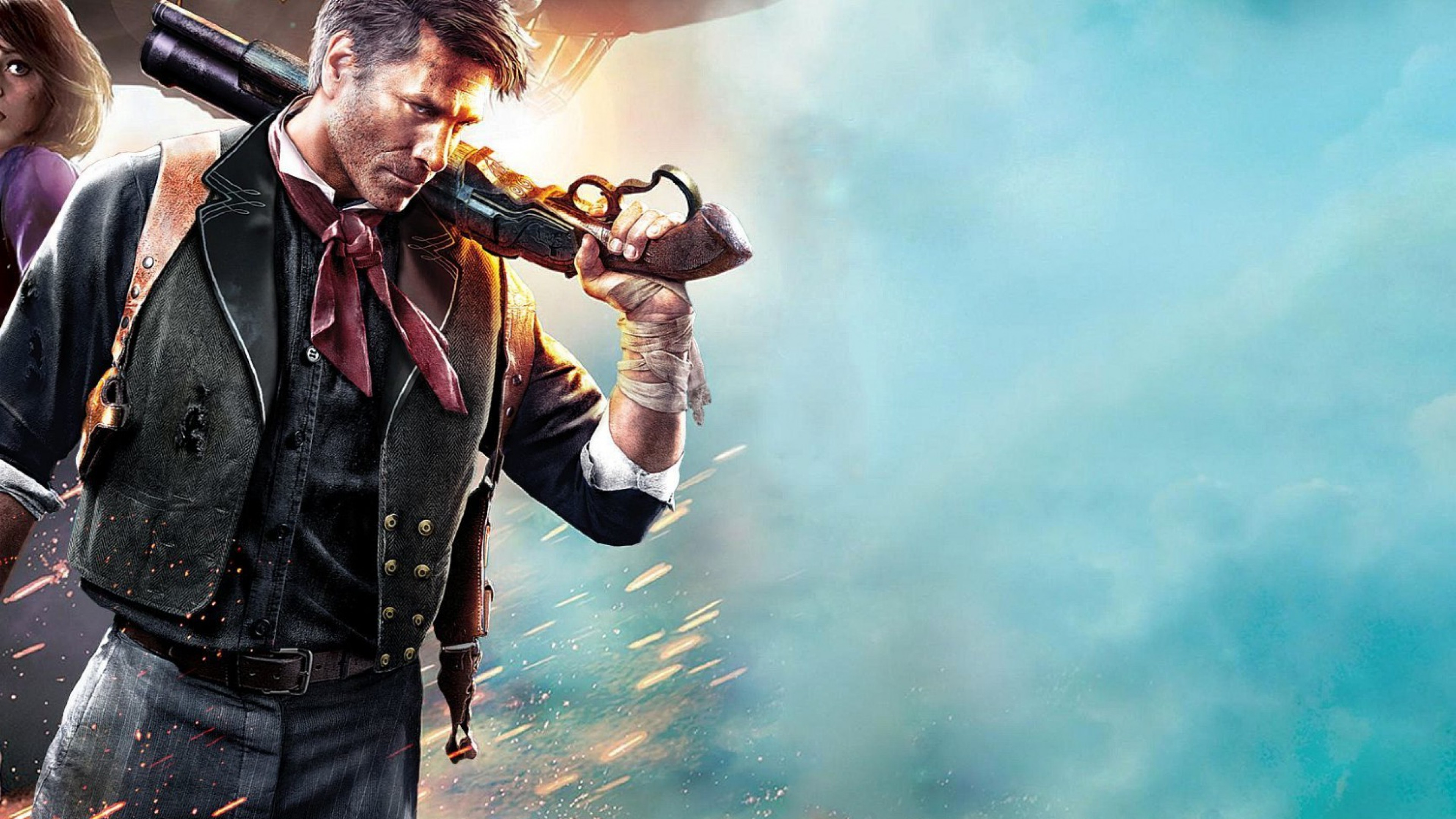 2016 bioshock infinite game, hd games, 4k wallpapers, images