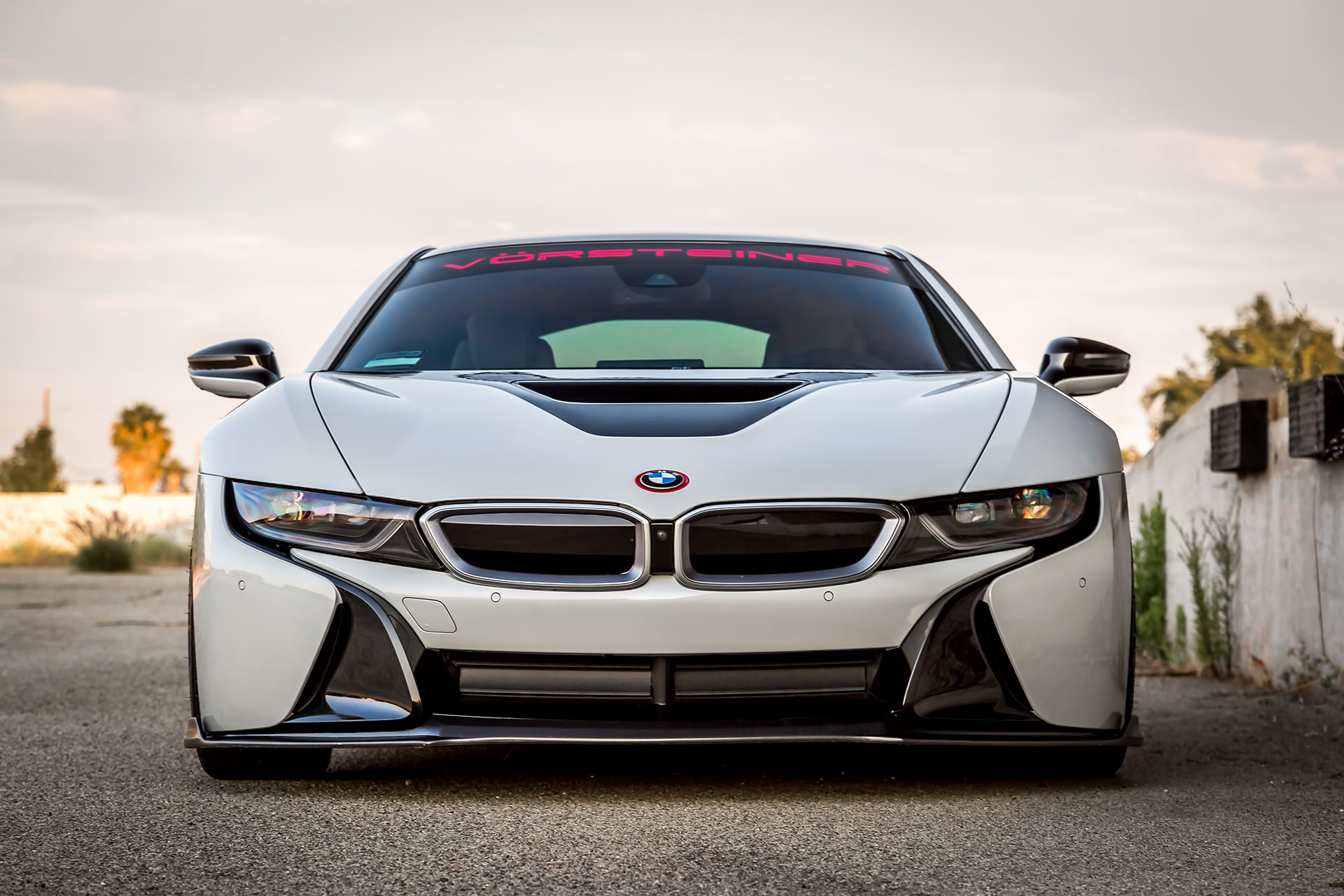 2016 Bmw I8 Vorsteiner Hd Cars 4k Wallpapers Images Backgrounds