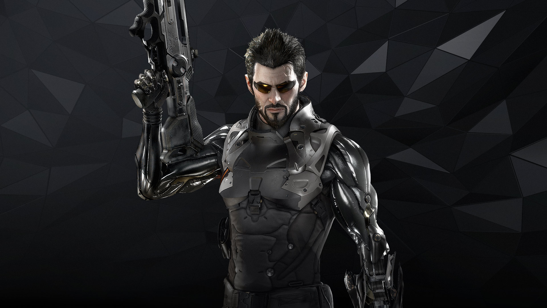2016 Deus Ex Mankind Divided, HD Games, 4k Wallpapers