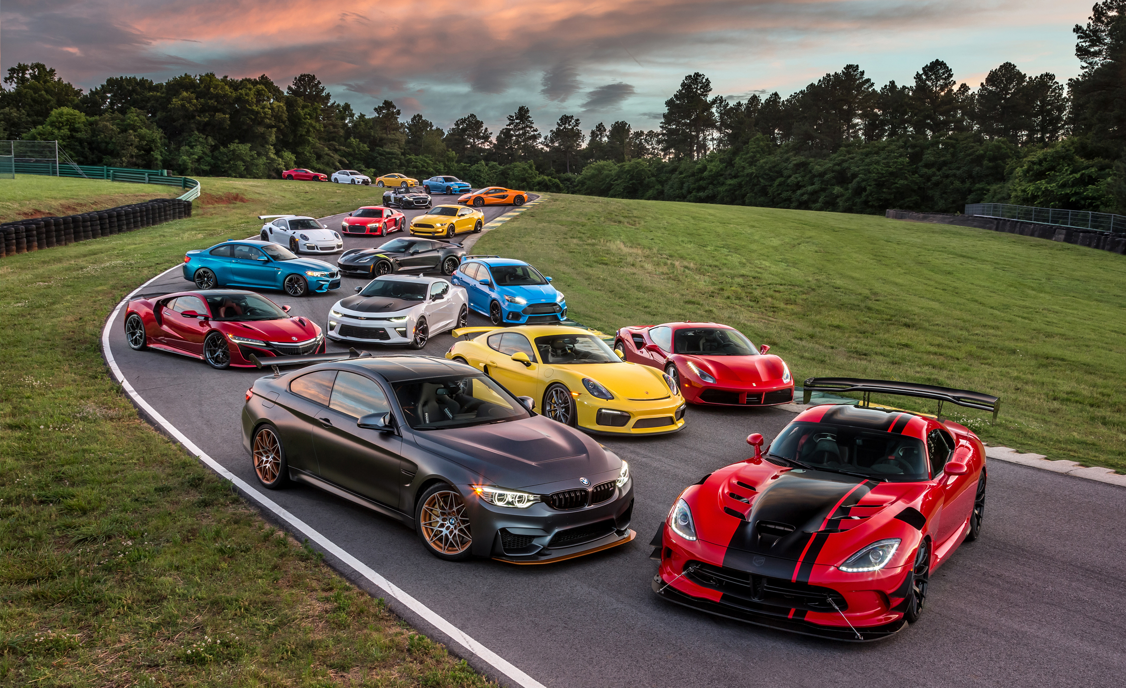 Fastest Cars In Test Drive Unlimited