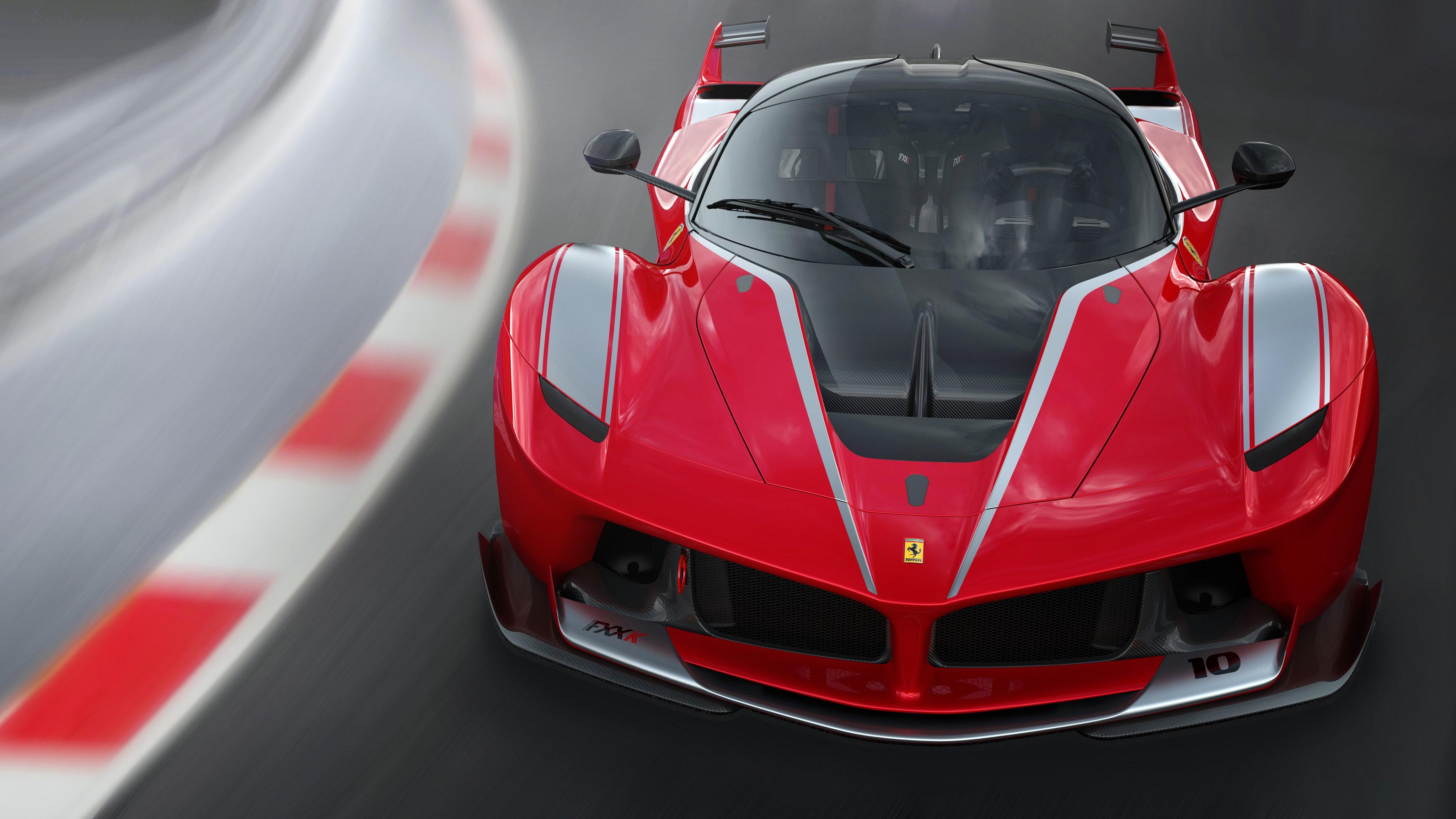 Ferrari fxx k wallpaper