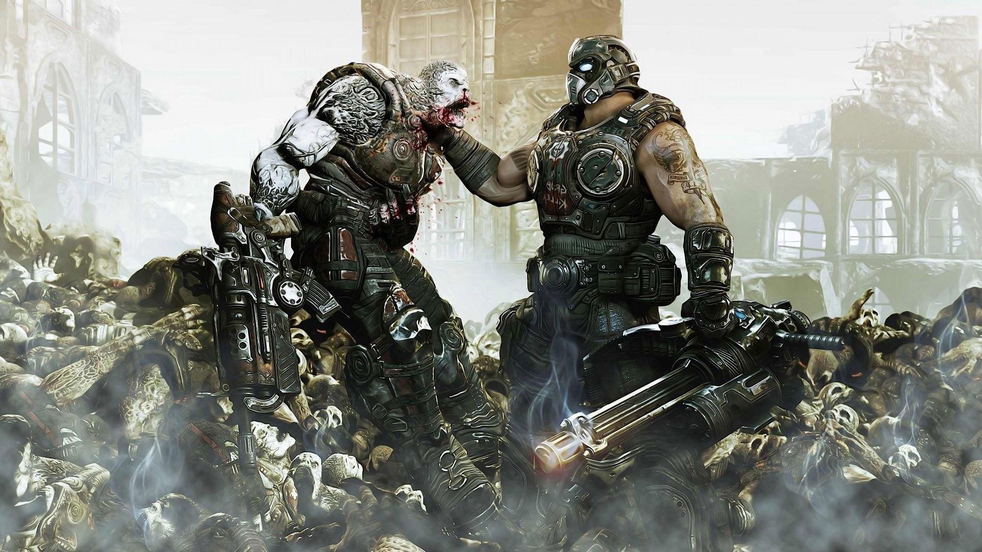 Gears Of War 4 2016 Video Game 4k Hd Desktop Wallpaper For: 2016 Gears Of War 4 HD, HD Games, 4k Wallpapers, Images