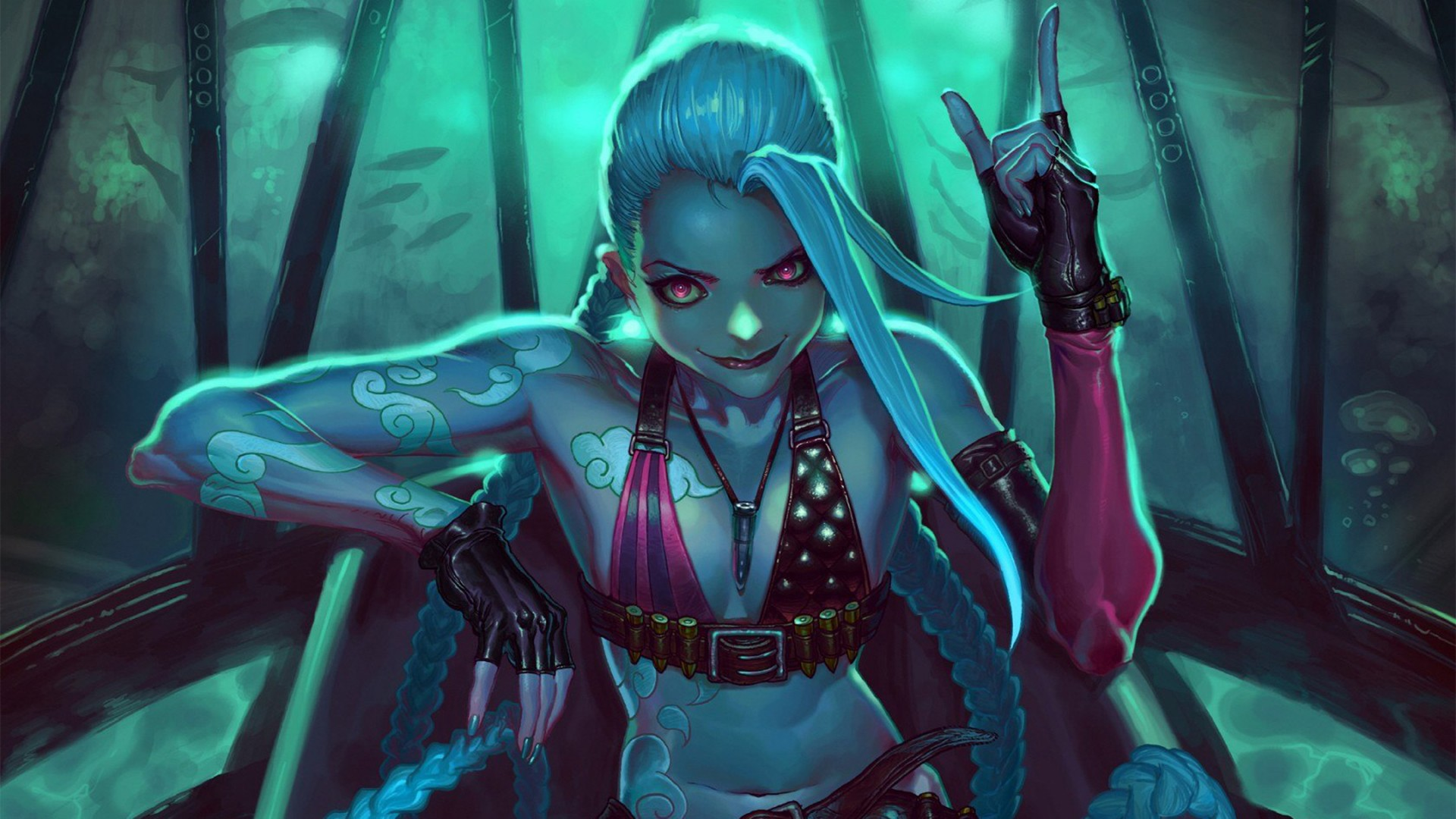 2016 Jinx League Of Legends