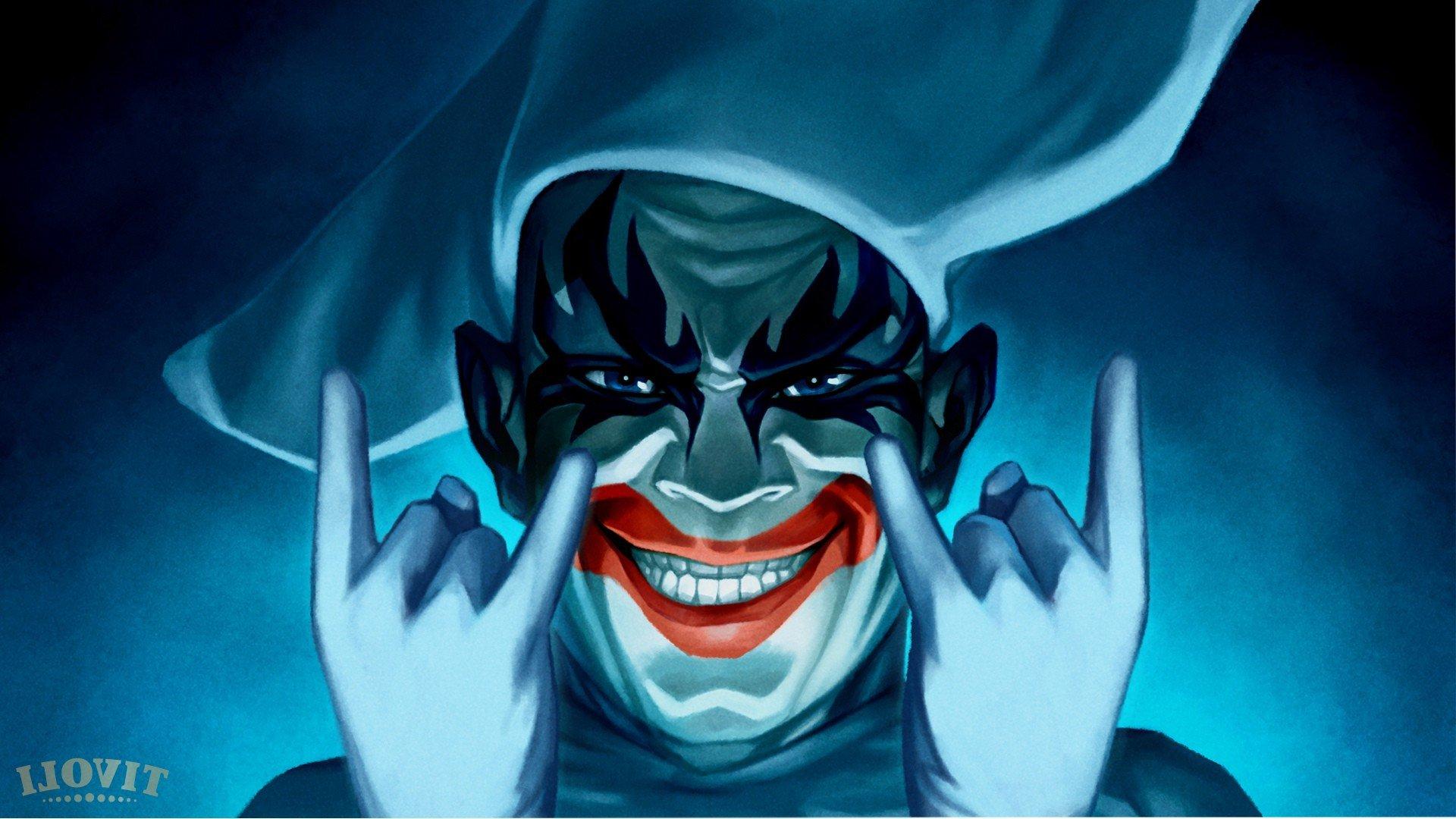 1920x1080 2016 Joker Art Laptop Full HD 1080P 4k Wallpapers