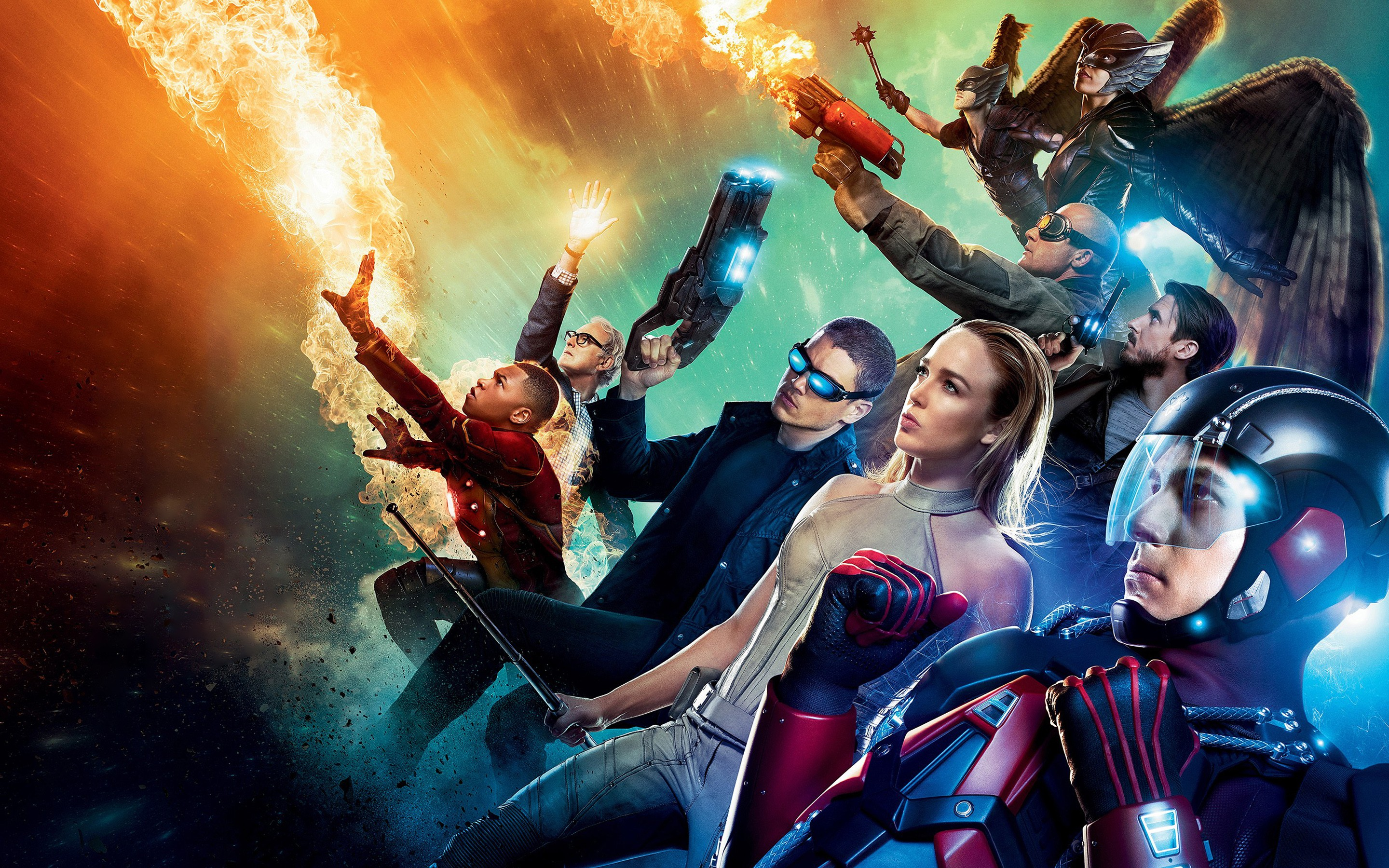 2016 Legends Of Tomorrow, HD Tv Shows, 4k Wallpapers