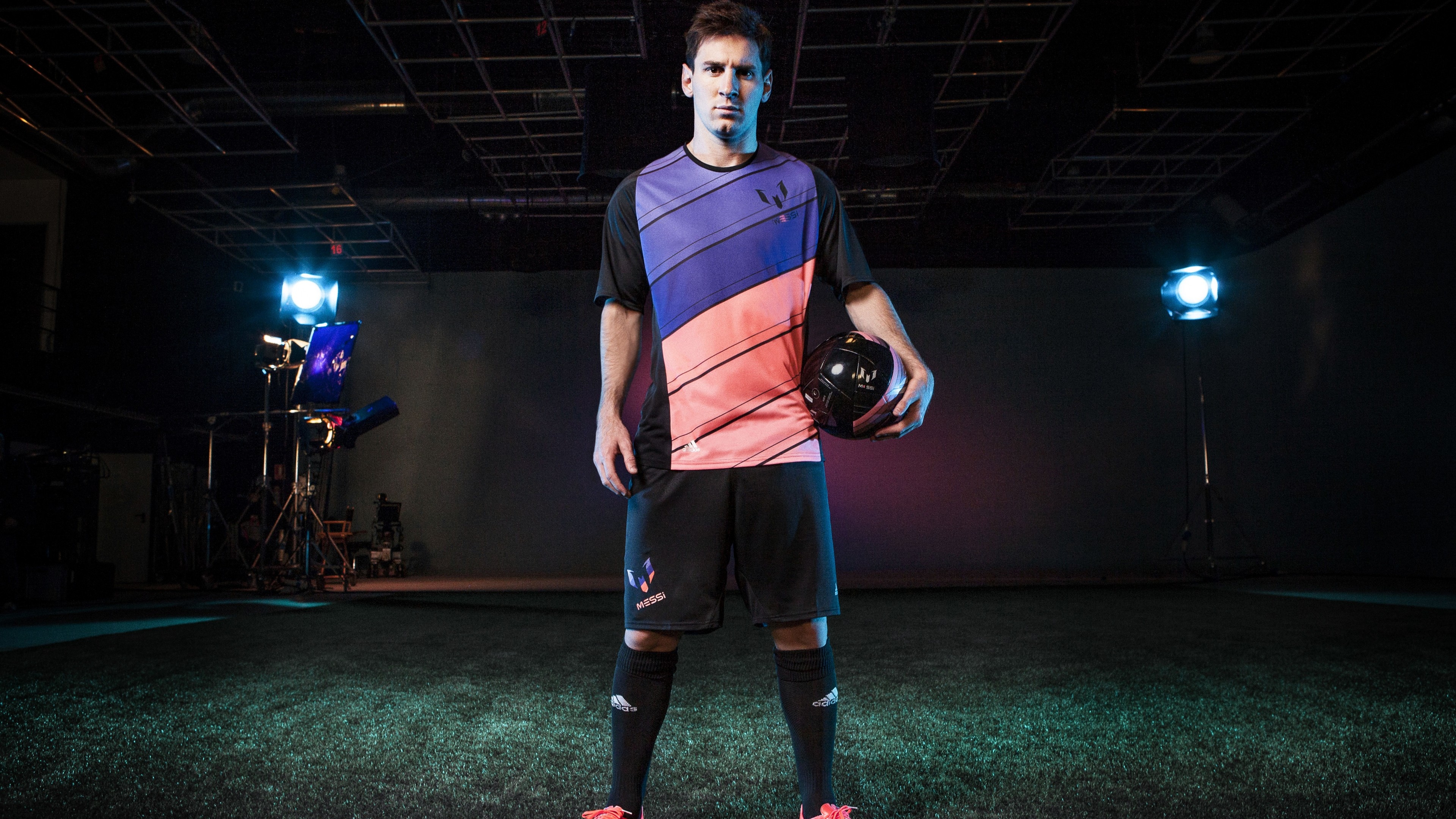 2016 Lionel Messi Hd Sports 4k Wallpapers Images