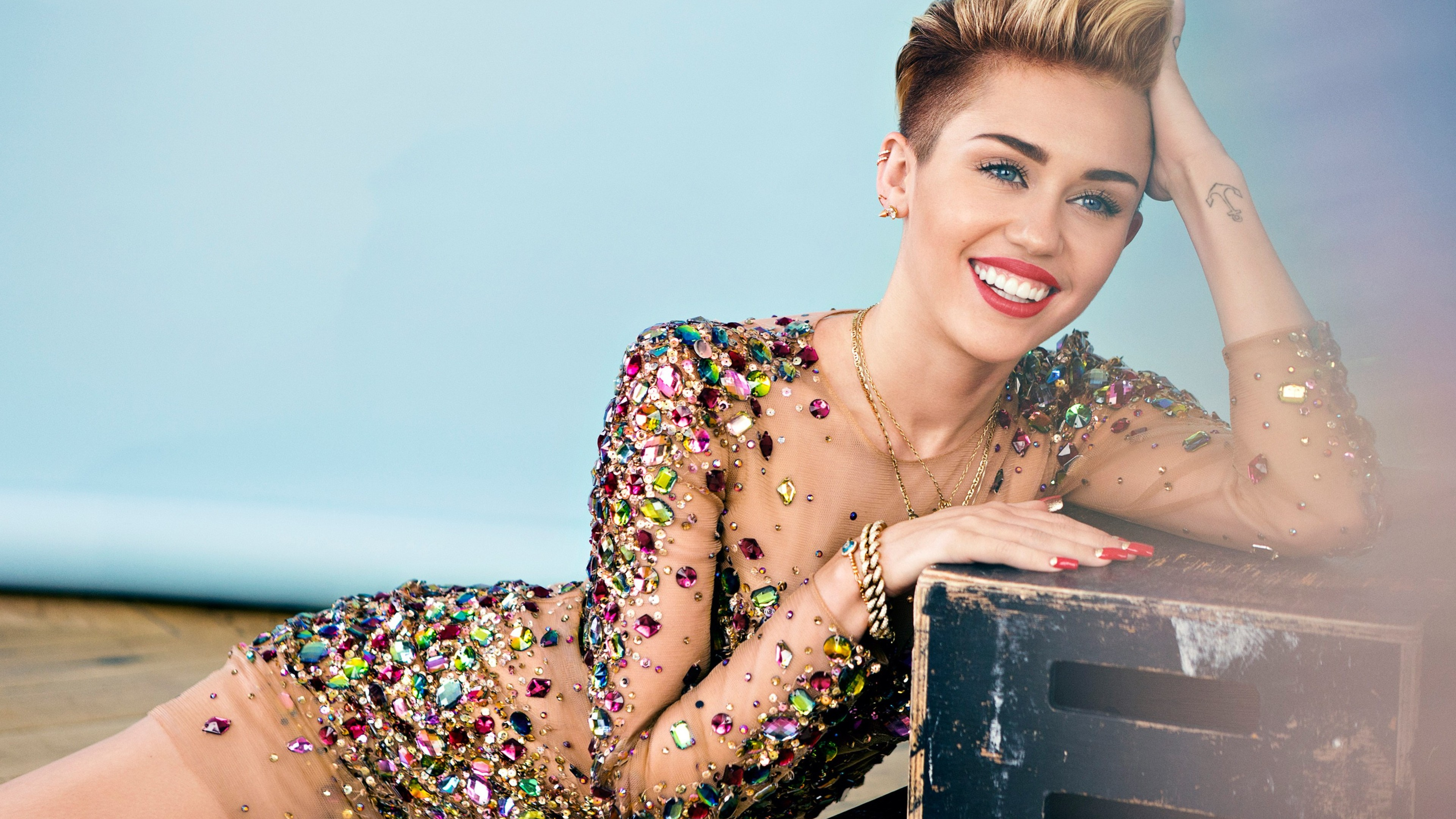 Name: Miley Cyrus, Profession: Musician, Nationality: United States ...