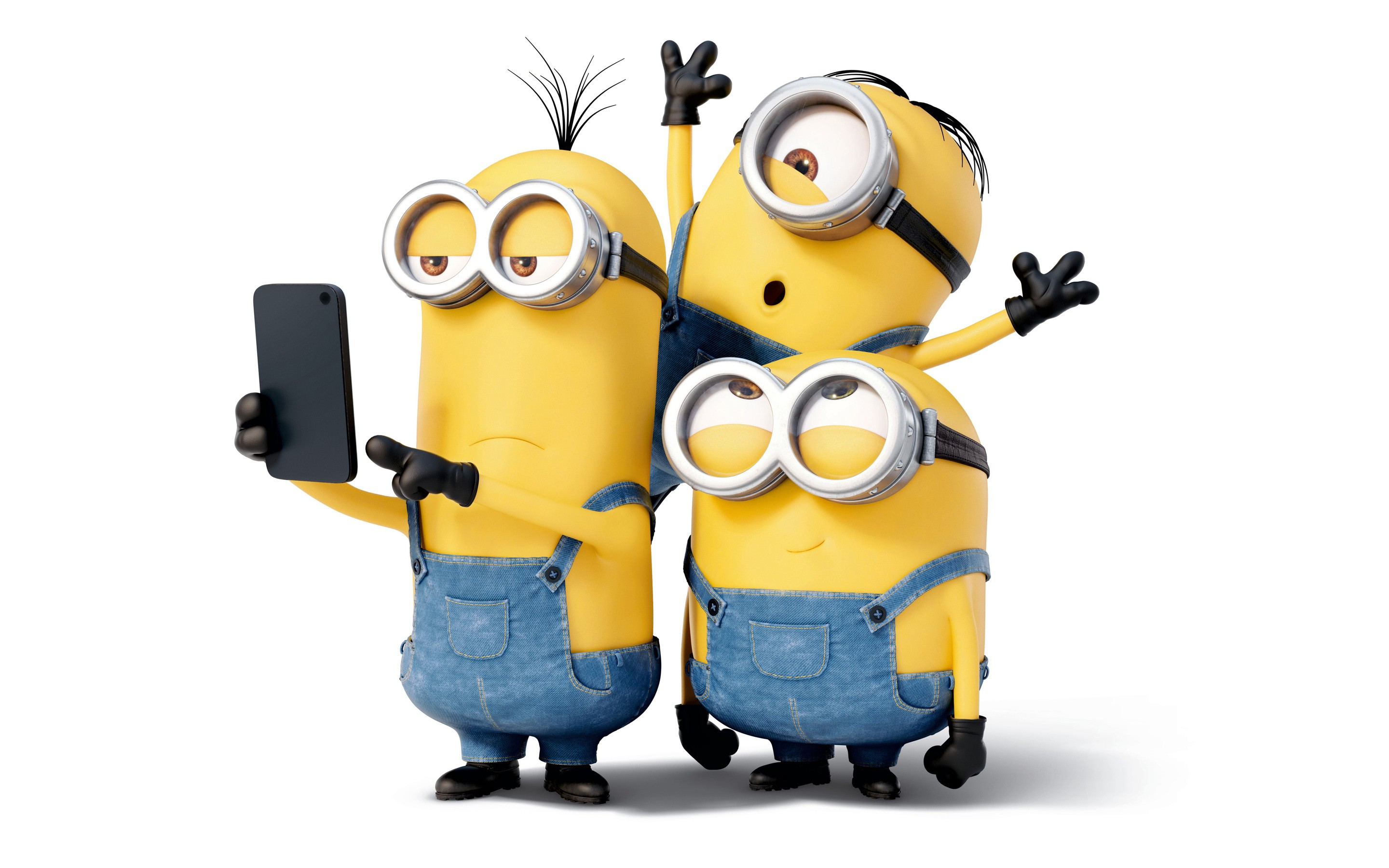 2016 Minions Latest IPhone 4 4S