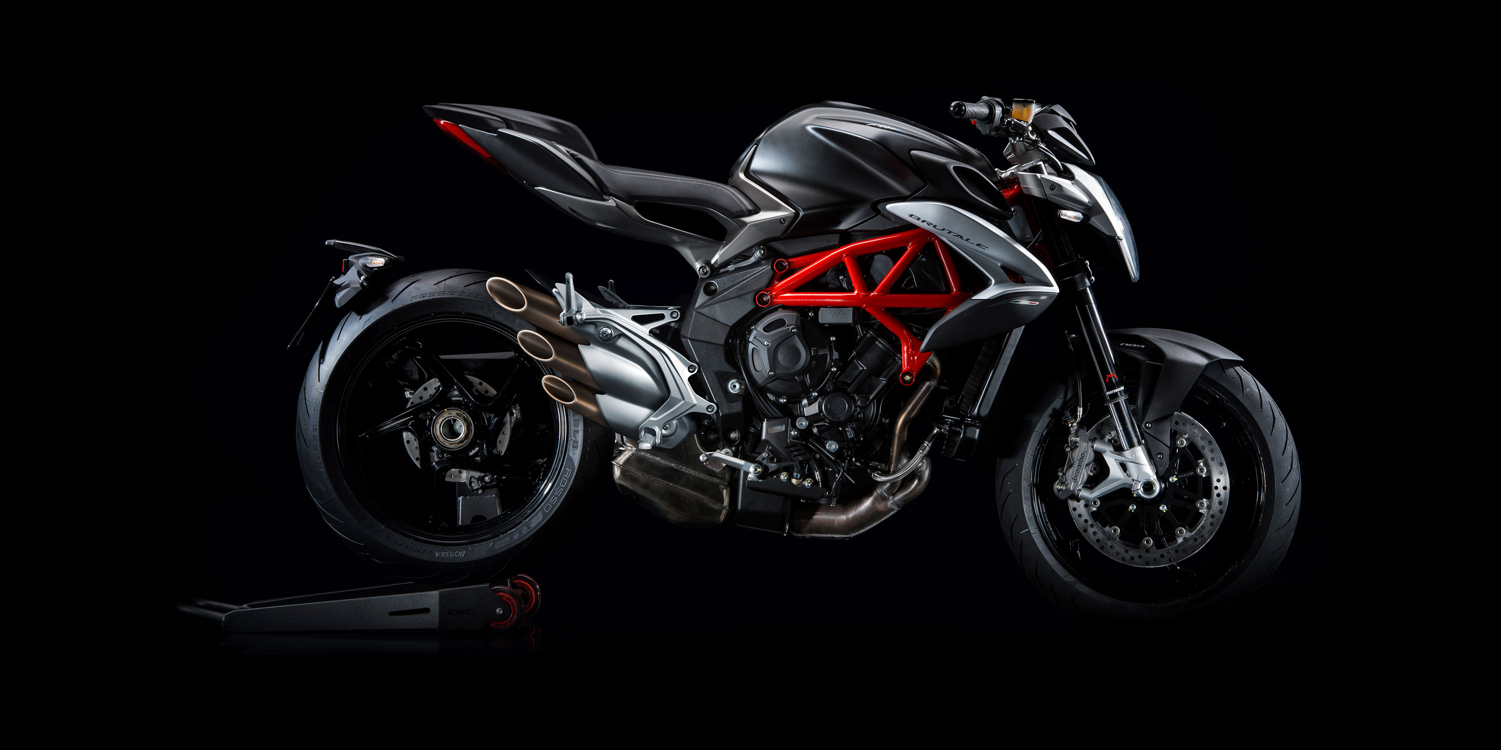 2016 MV Agusta Brutale 800, HD Bikes, 4k Wallpapers