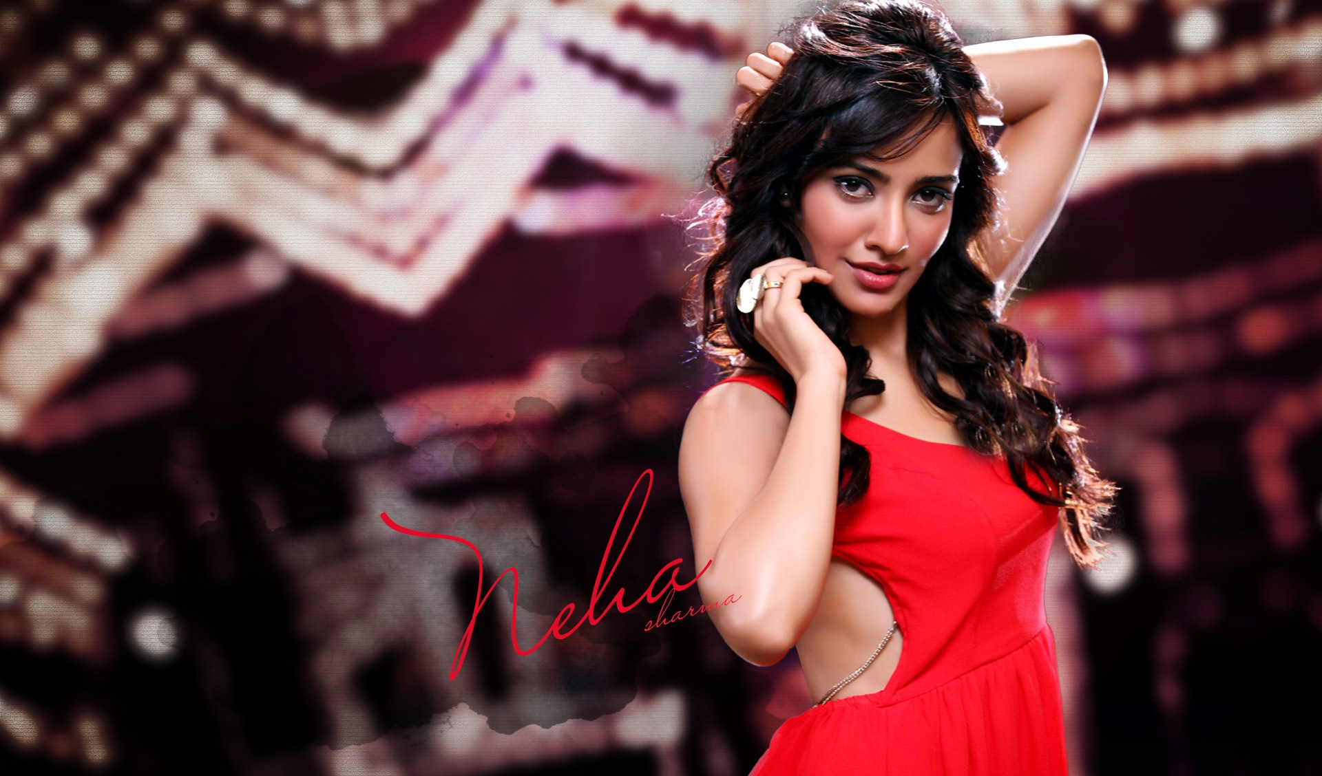 2016 Neha Sharma Hd Indian Celebrities 4k Wallpapers Images