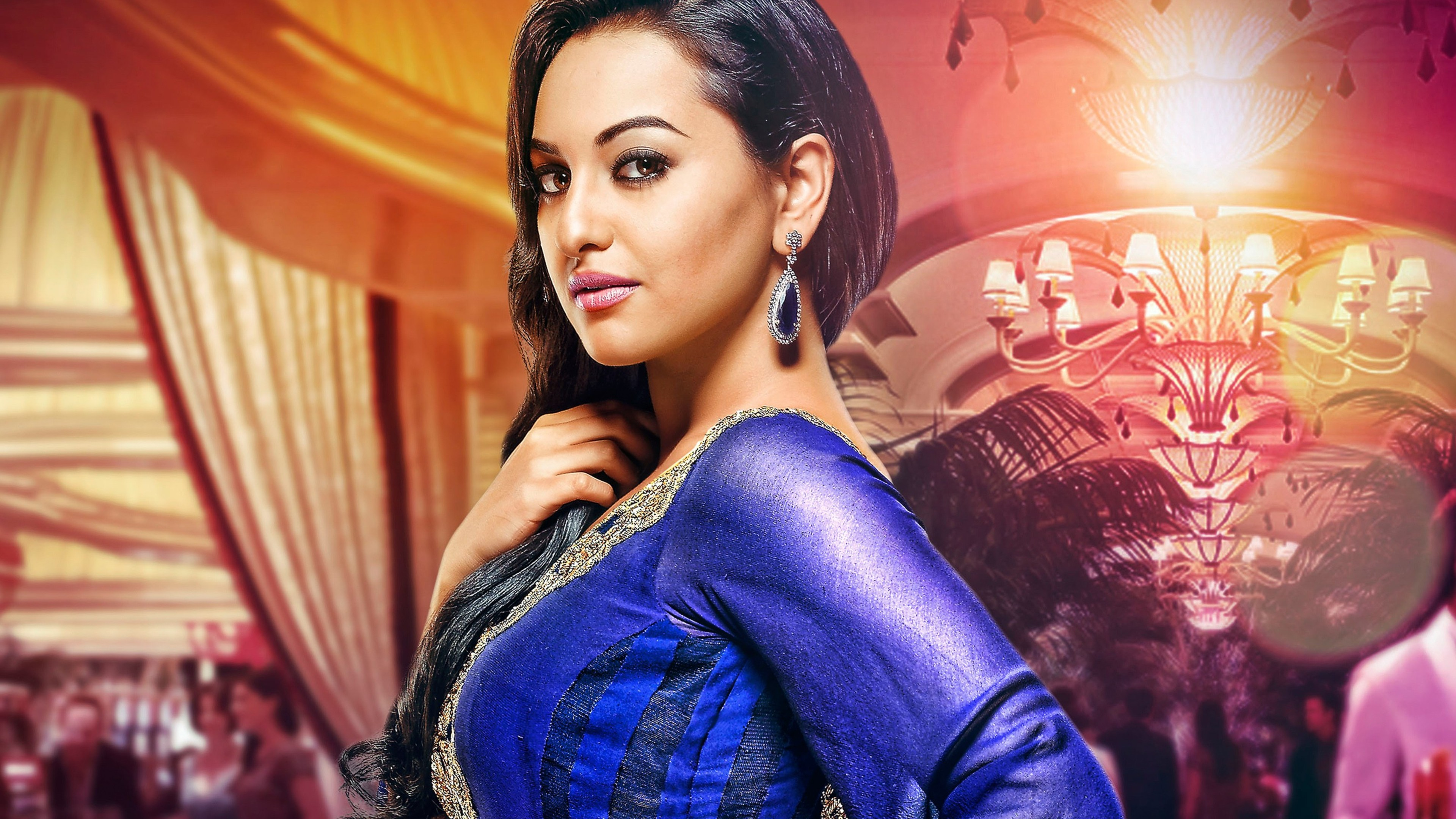 2016 Sonakshi Sinha, HD Indian Celebrities, 4k Wallpapers