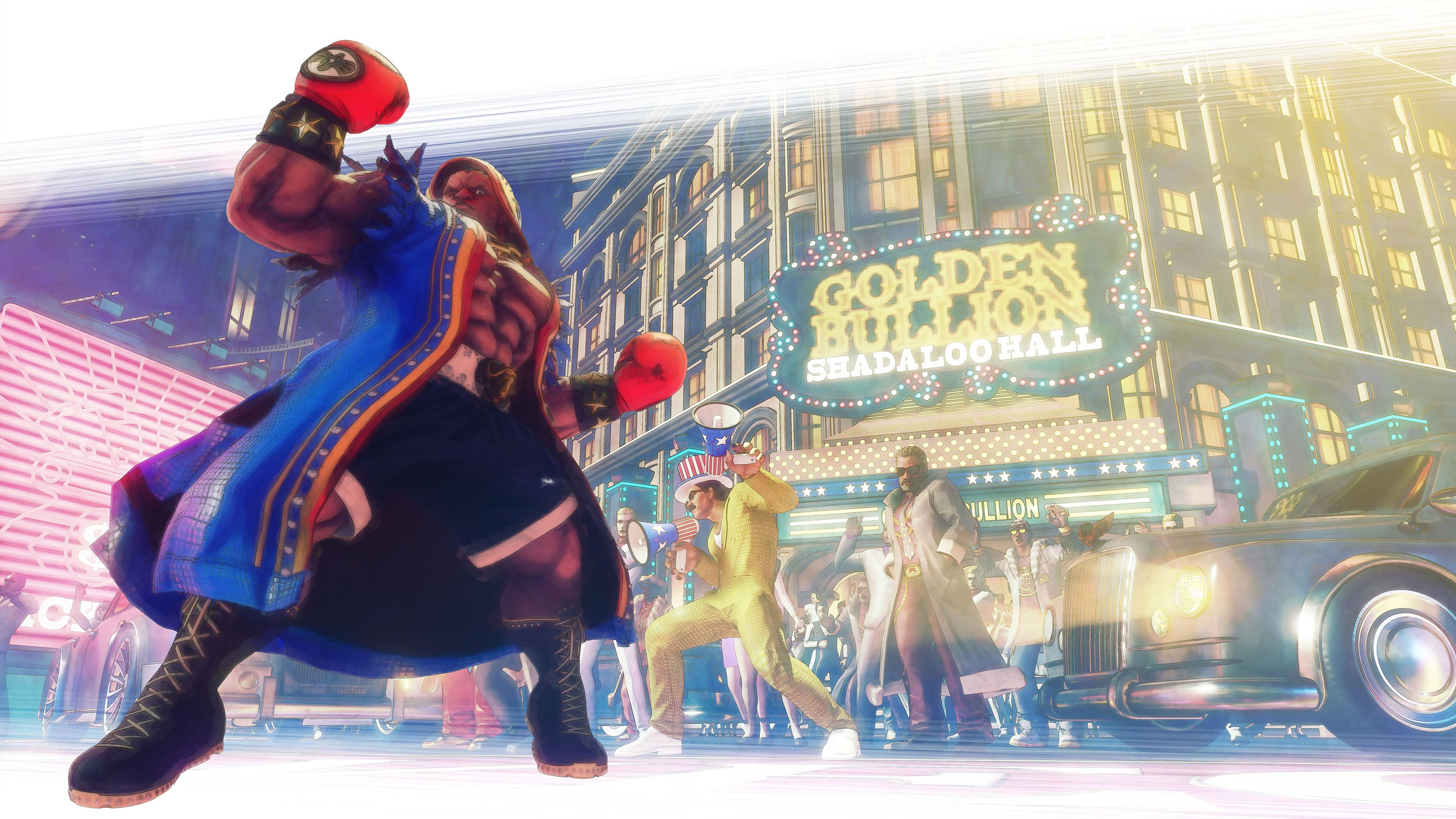 2016 Street Fighter V, HD Games, 4k Wallpapers, Images ...