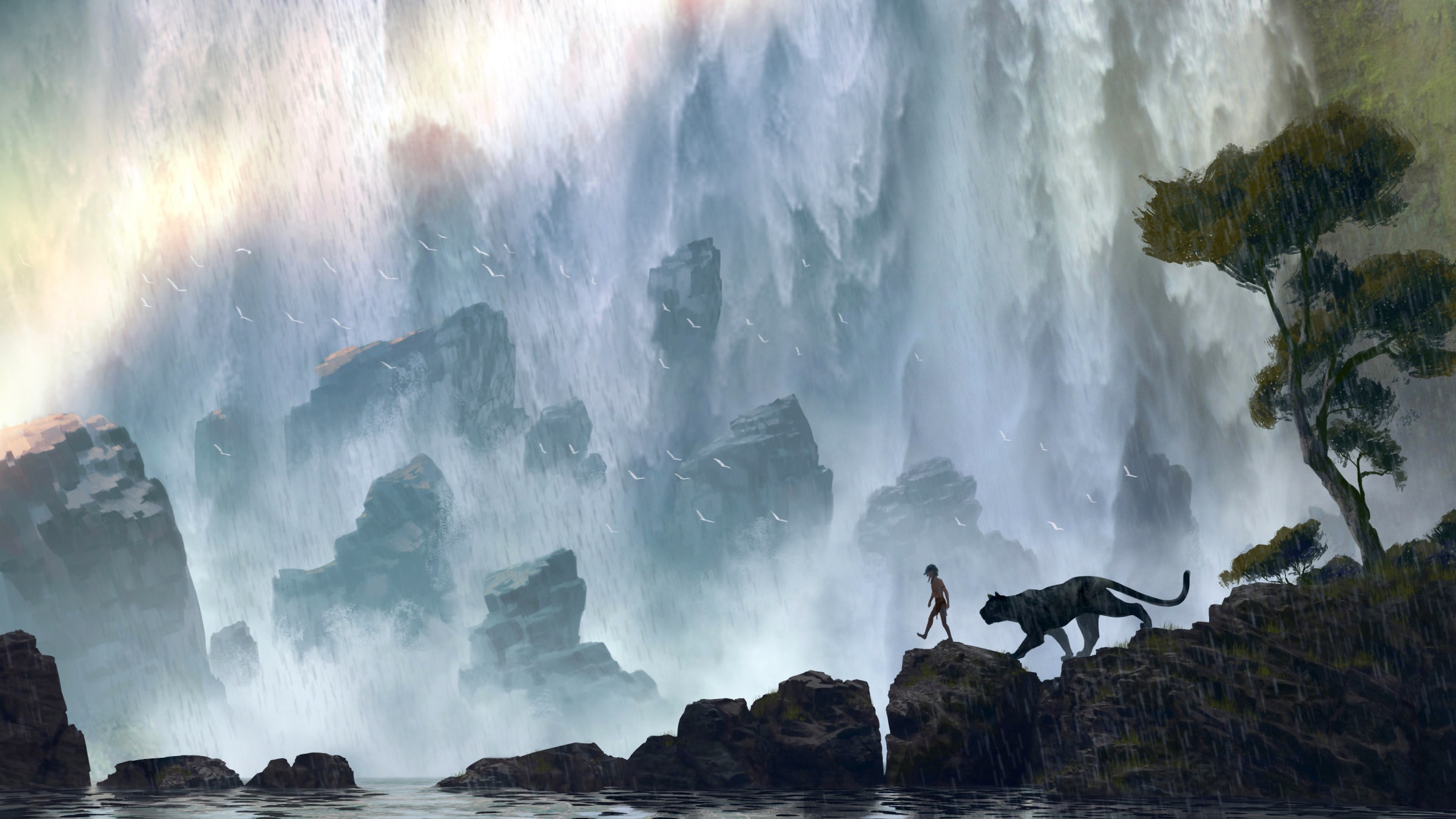 2016 The Jungle Book Movie Hd Movies 4k Wallpapers Images