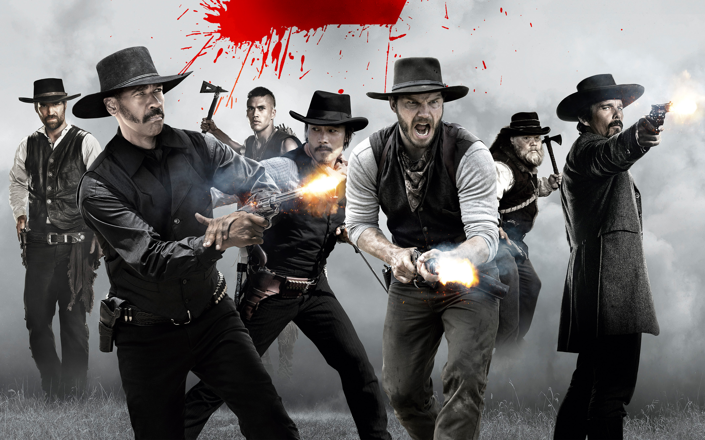 2016 The Magnificent Seven