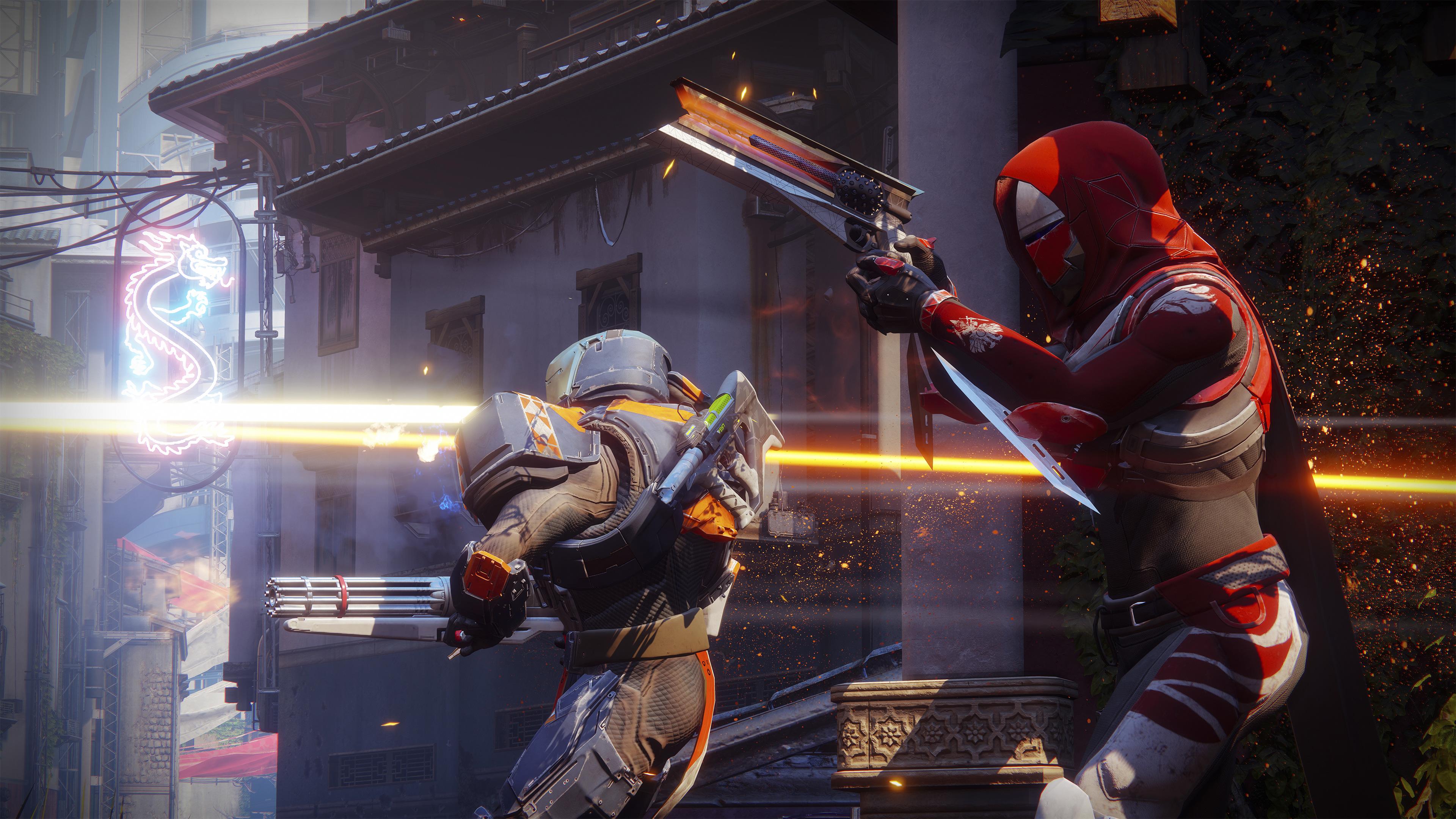 Destiny 2: PC-Release, Beta, Editionen, News, Trailer