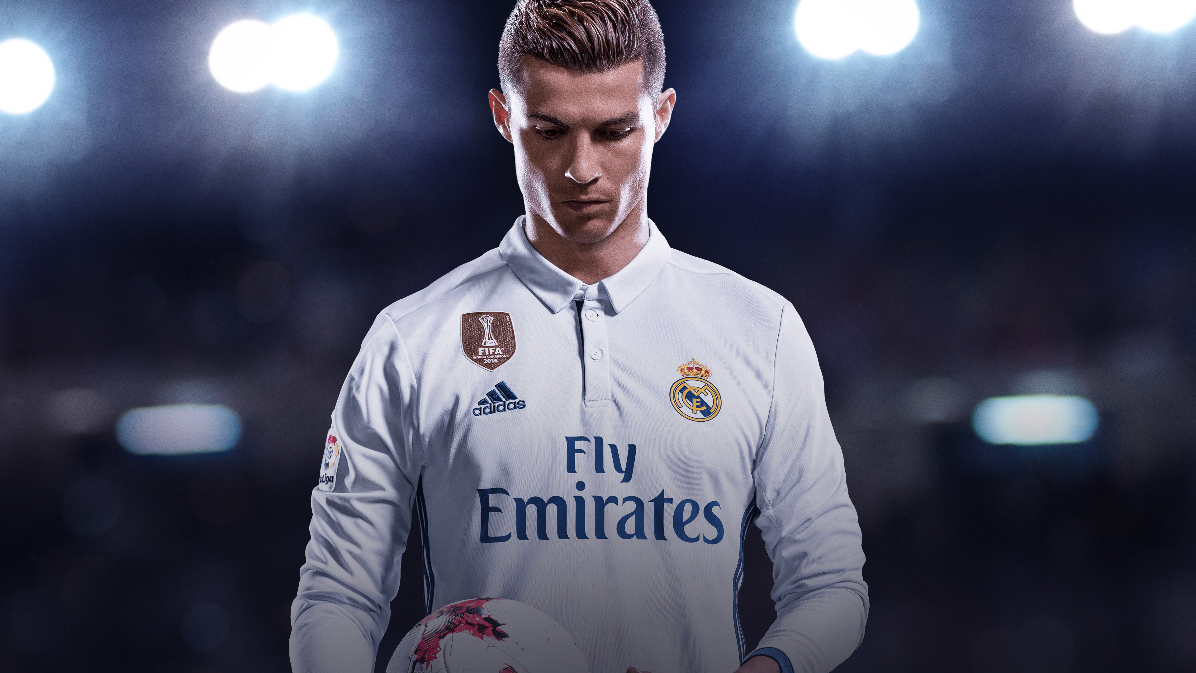 2017 Fifa 18 Cristiano Ronaldo, HD Games, 4k Wallpapers ...