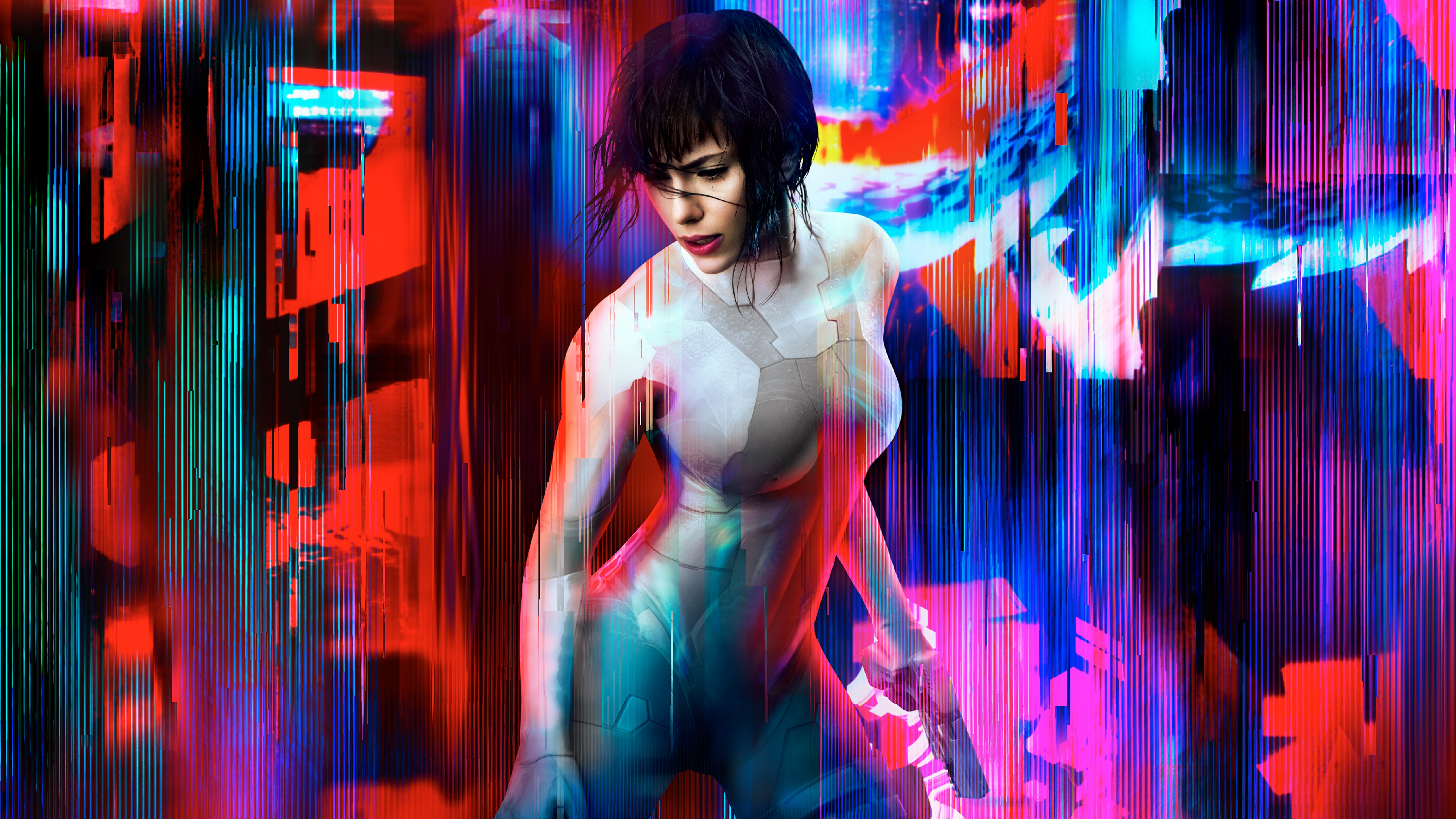 Ghost in the Shell 2017 summary of box office results charts and release information and related links