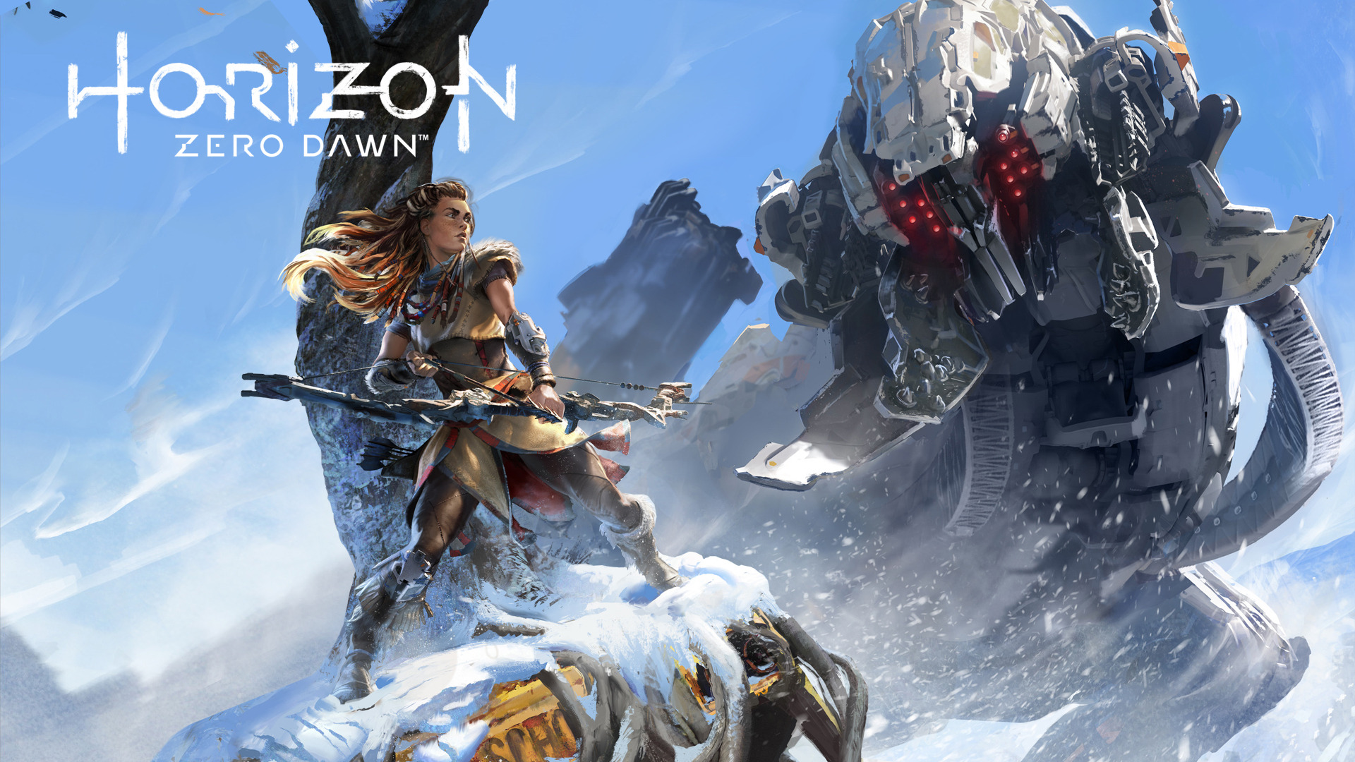 2017 horizon zero dawn game, hd games, 4k wallpapers, images