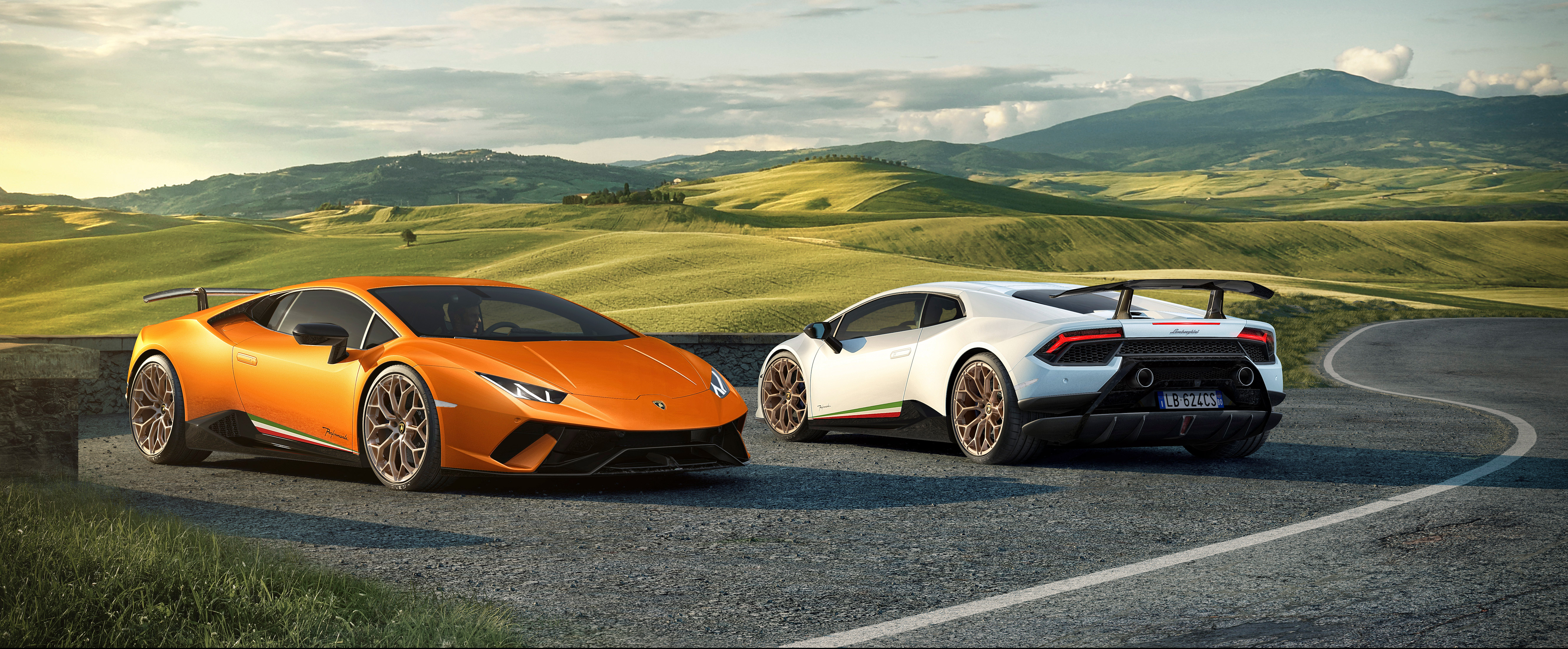 2017 Lamborghini Huracan Performante 5k, HD Cars, 4k