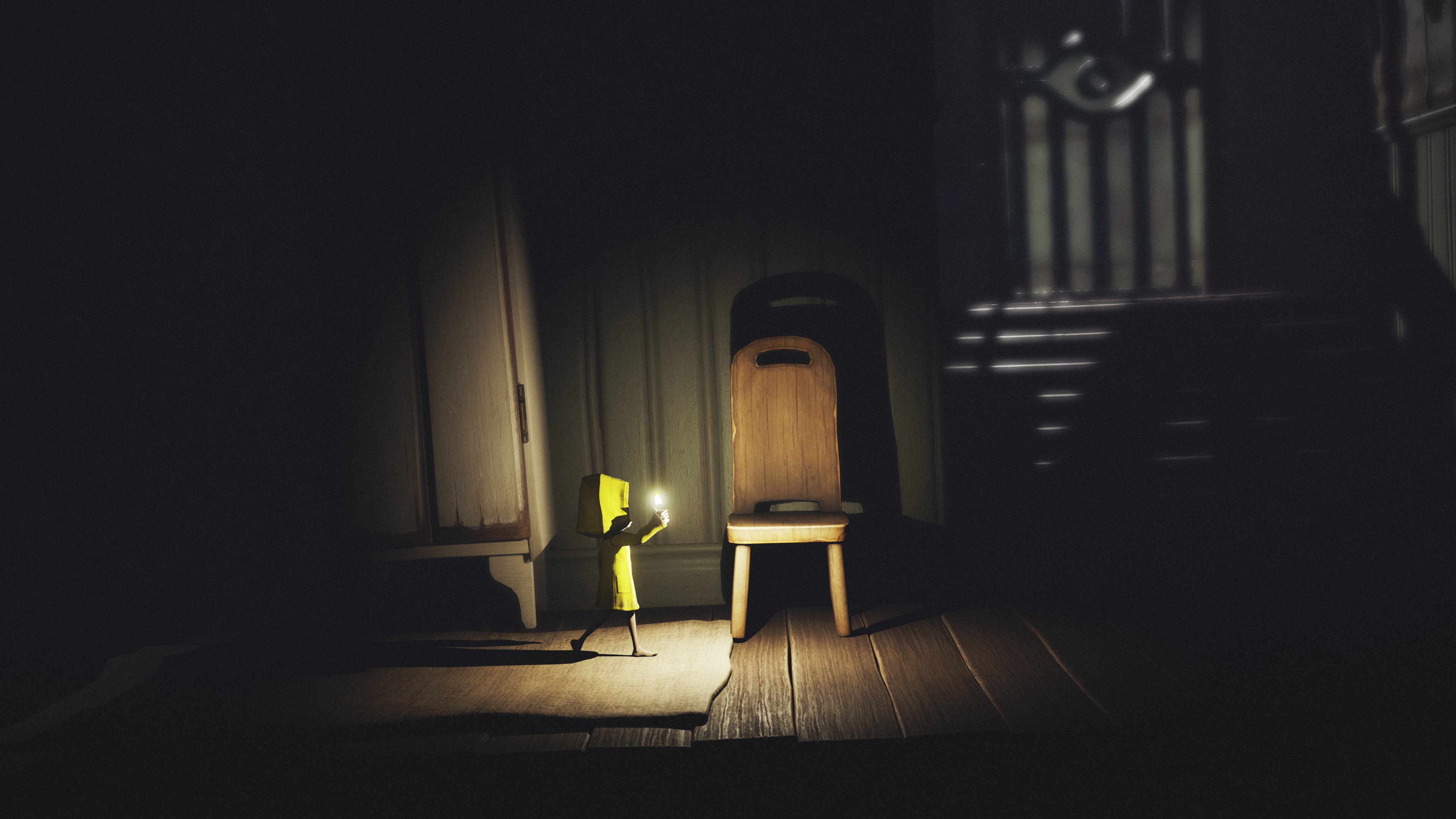 2017 Little Nightmares Hd Games 4k Wallpapers Images Backgrounds