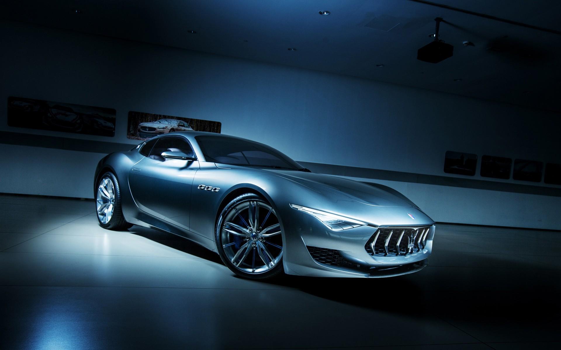 2017 Maserati Alfieri Hd Cars 4k Wallpapers Images