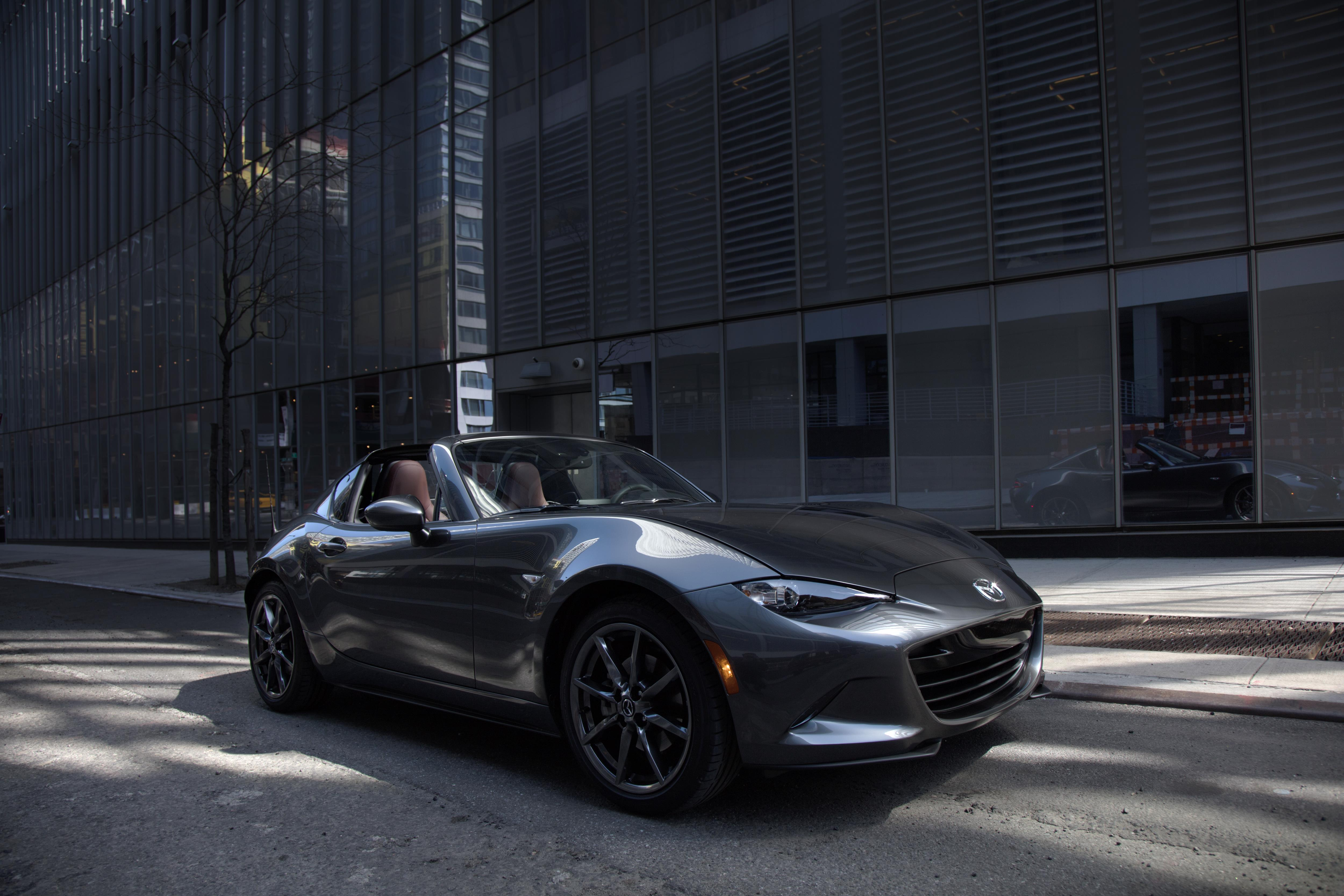 2017 mazda mx 5 rf hd cars 4k wallpapers images backgrounds photos and pictures. Black Bedroom Furniture Sets. Home Design Ideas