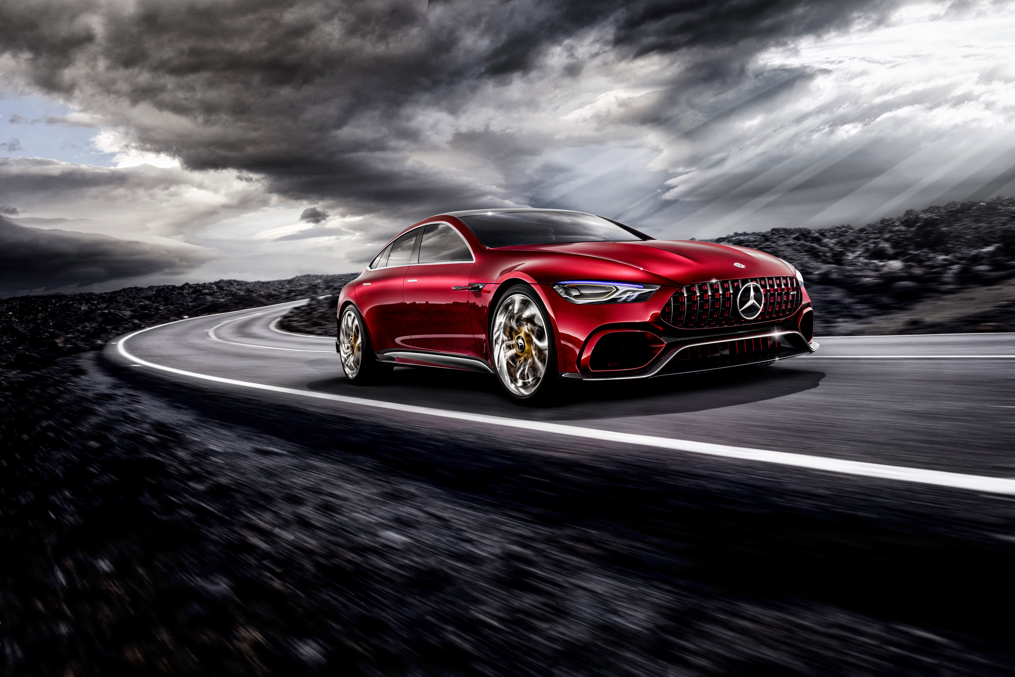 2017 Mercedes AMG GT 4k, HD Cars, 4k Wallpapers, Images ...