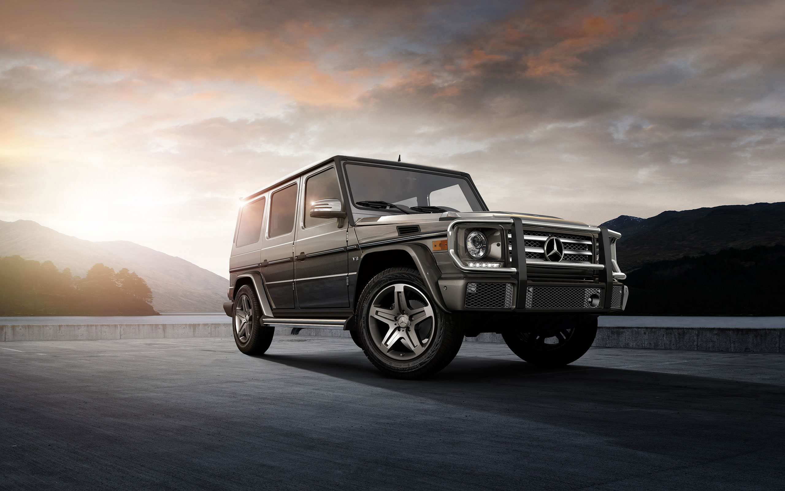 2017 Mercedes G Class Suv, HD Cars, 4k Wallpapers, Images