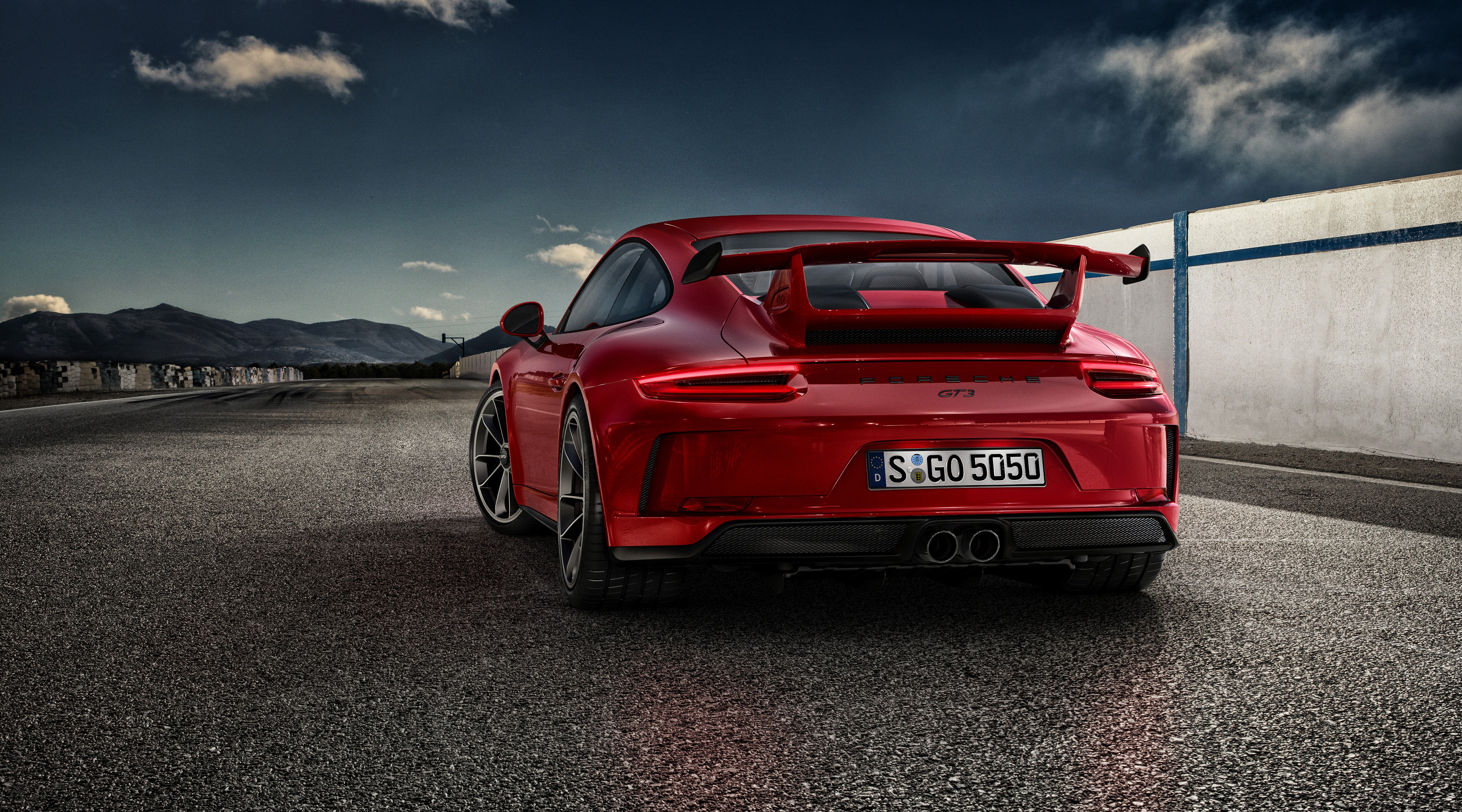 2017 Porsche 911 GT3, HD Cars, 4k Wallpapers, Images
