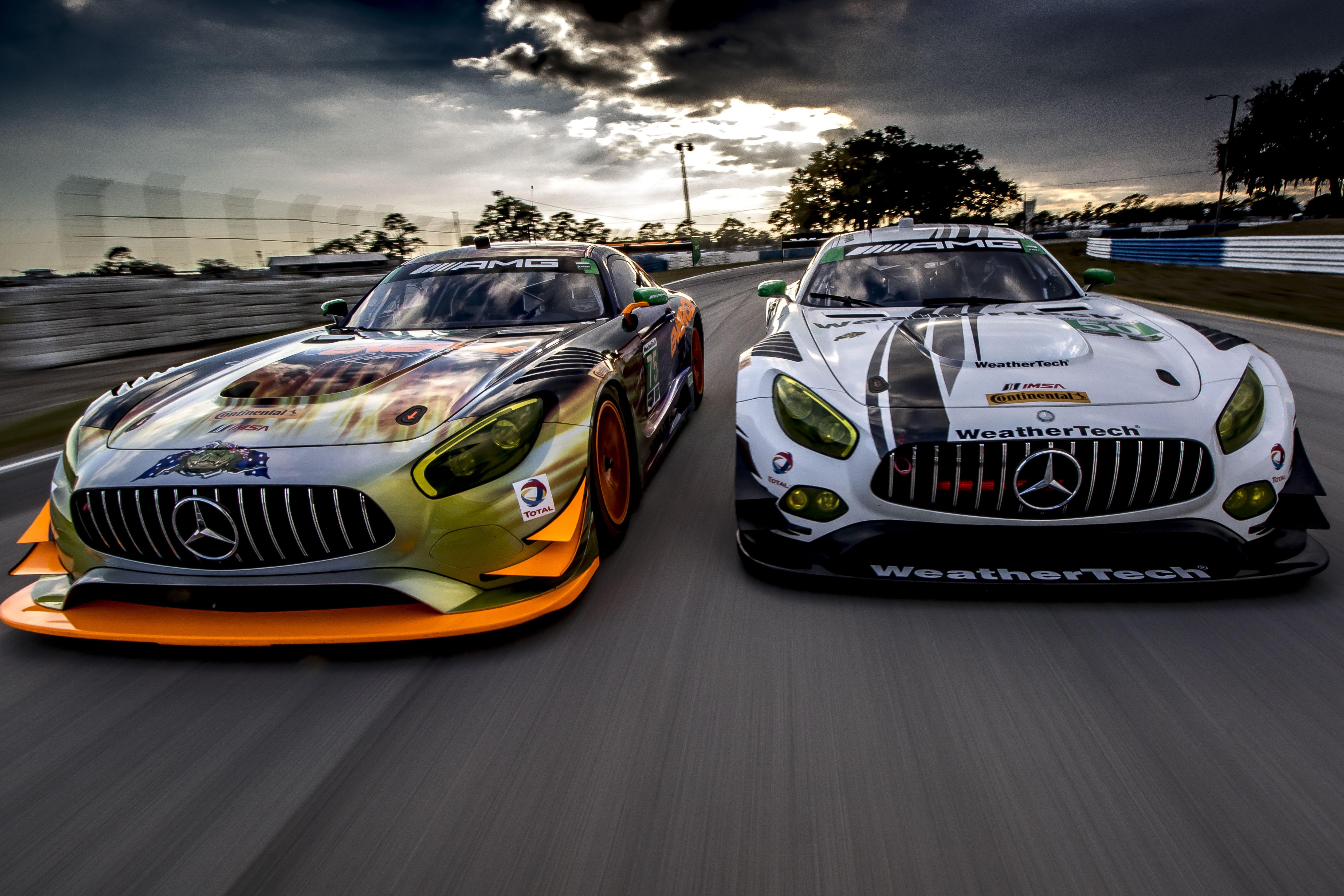 2017 Sebring Imsa Mercedes Amg Gt3 5K, HD Cars, 4k ...
