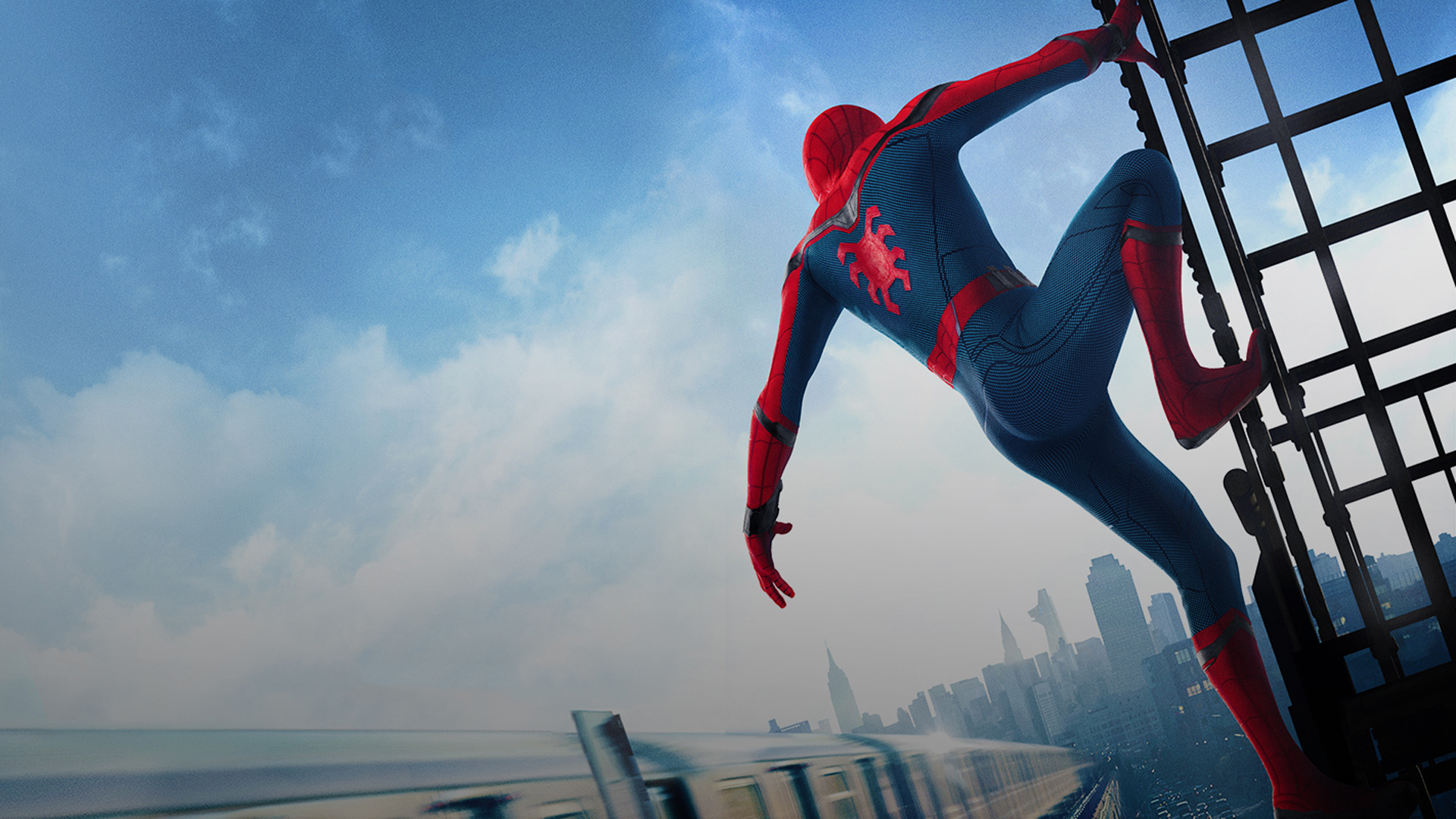 2017 spiderman homecoming movie hd movies 4k wallpapers for Wallpaper hd home movie