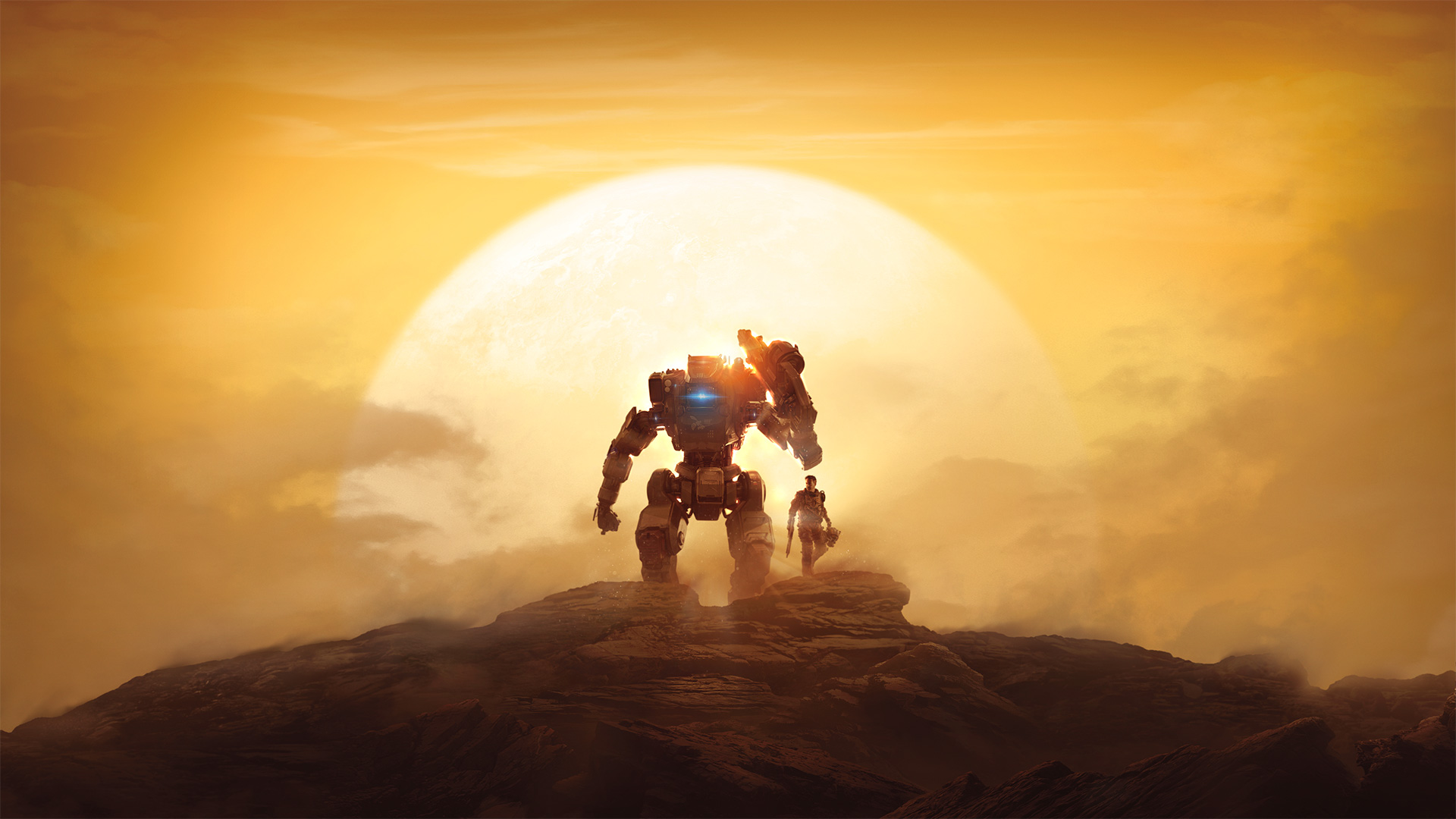 2017 Titanfall 2, HD Games, 4k Wallpapers, Images