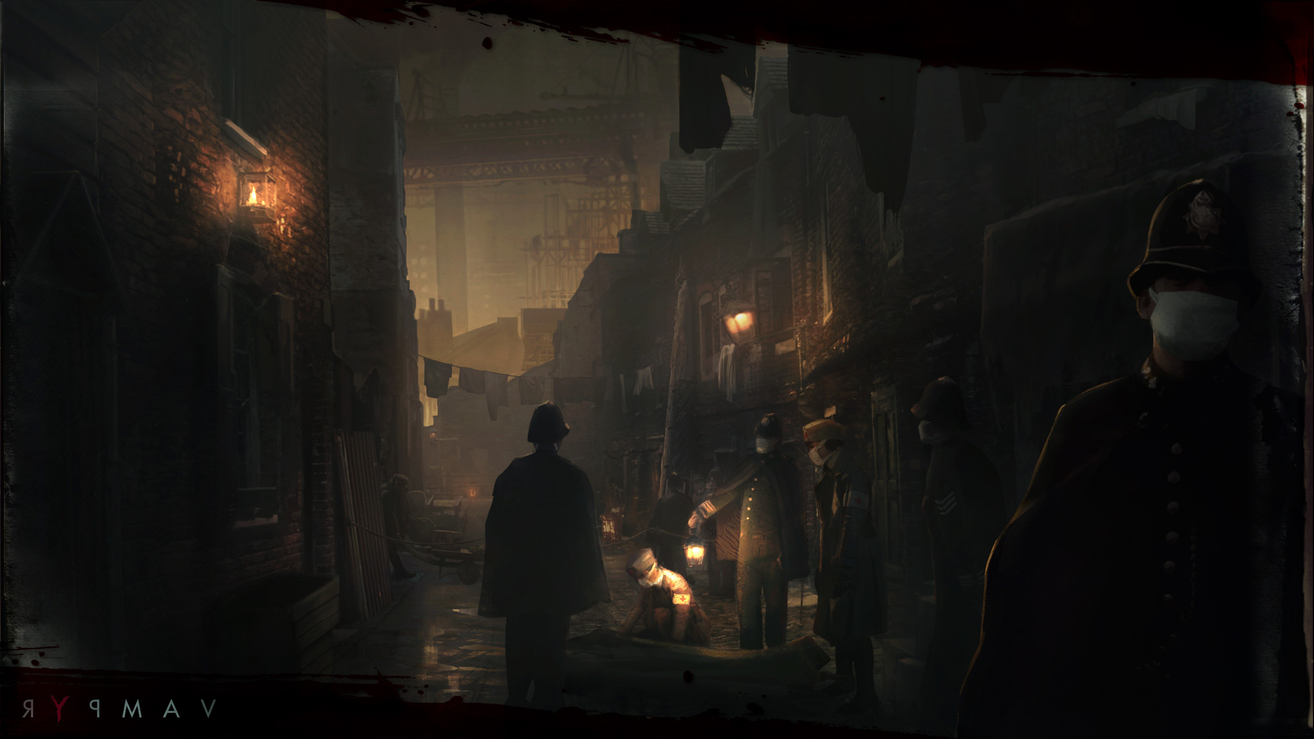 2048x1152 2017 Vampyr Video Game 2048x1152 Resolution HD ...  Video Games 2017 Wallpaper Hd