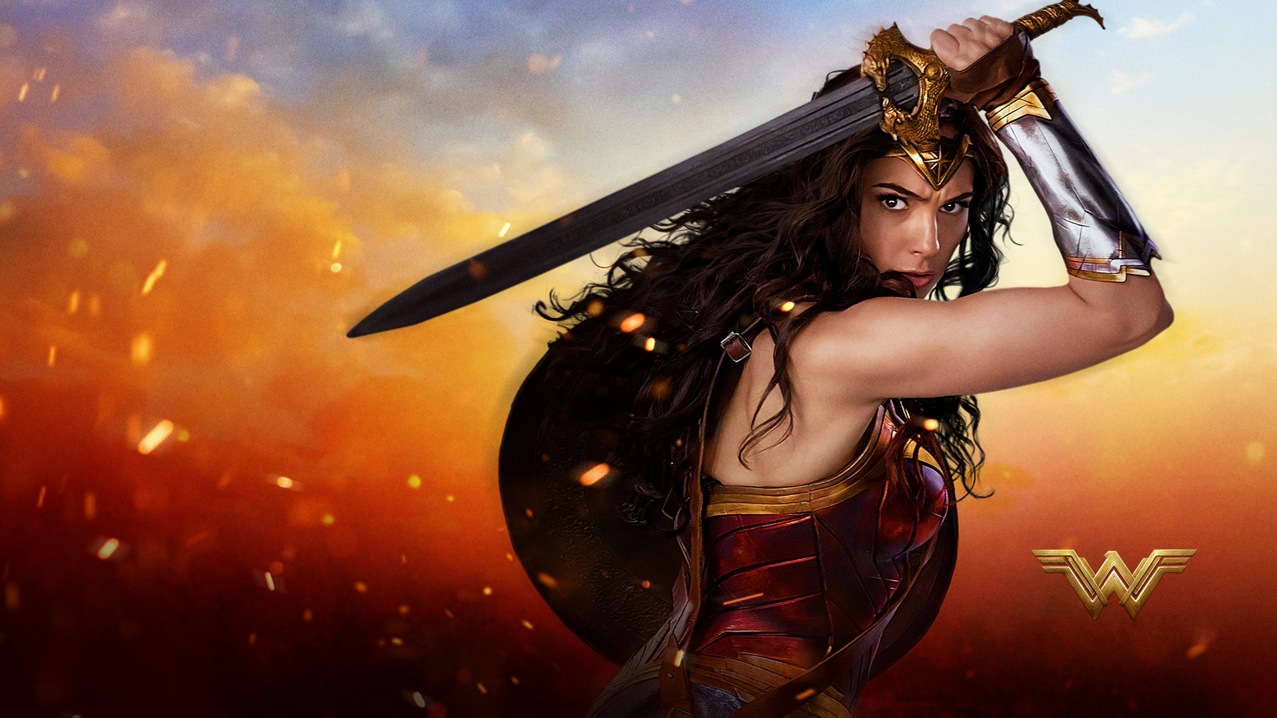 2017 Wonder Woman HD HD Movies 4k Wallpapers Images