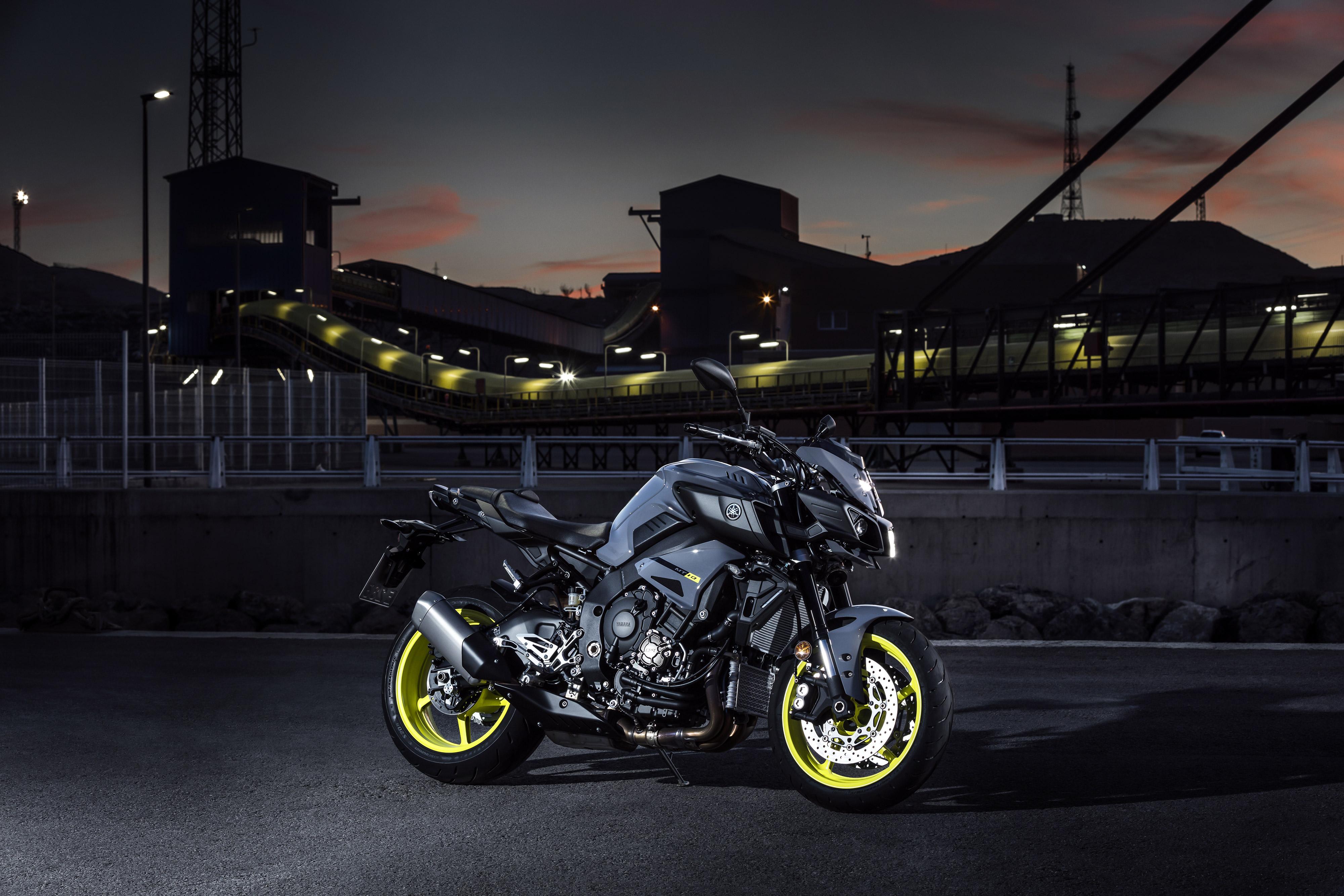 2017 Yamaha MT 10, HD Bikes, 4k Wallpapers, Images