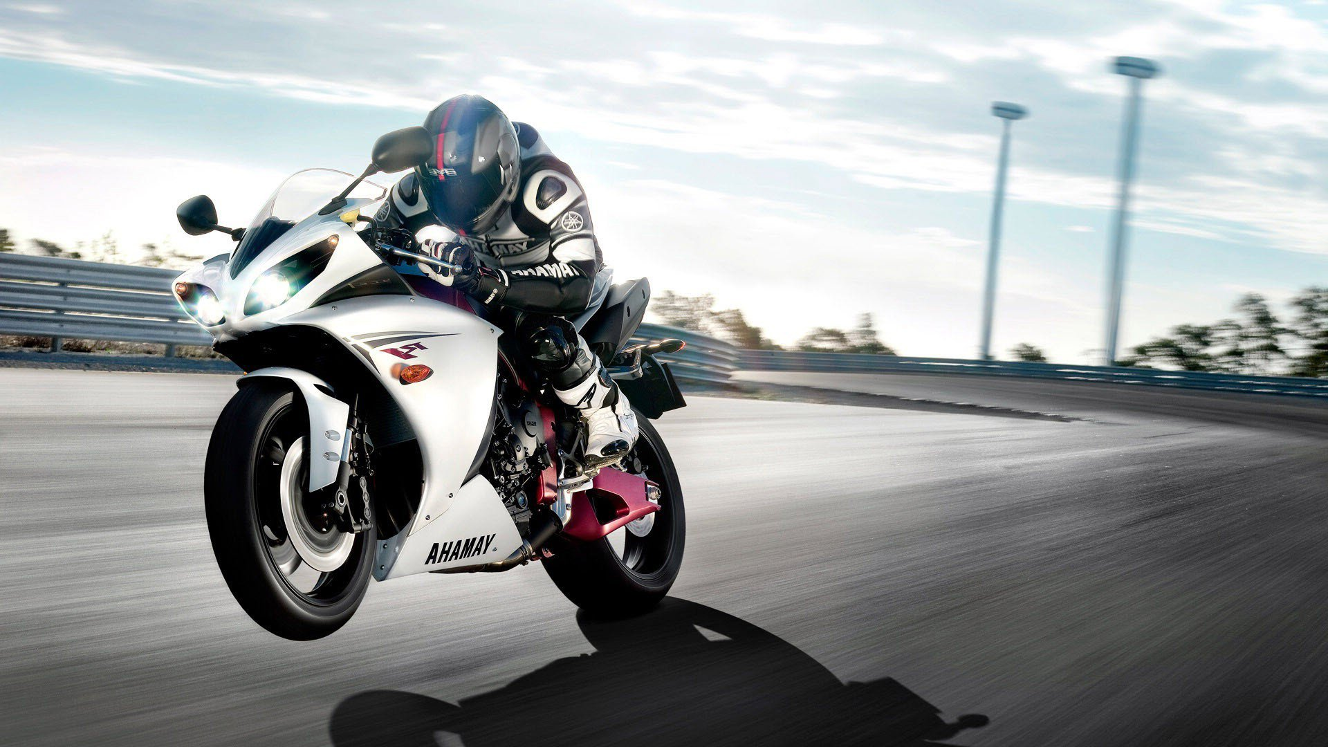 2017 Yamaha R1 Hd Bikes 4k Wallpapers Images Backgrounds
