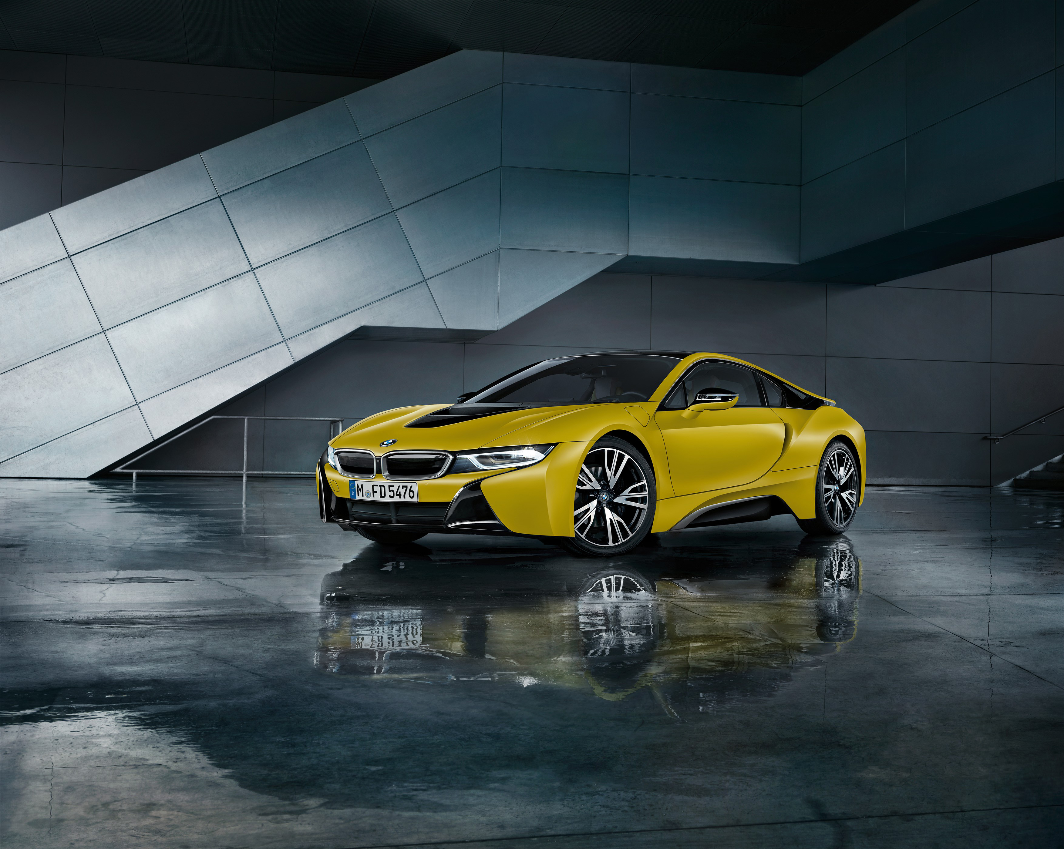 2018 Bmw I8 4k, HD Cars, 4k Wallpapers, Images