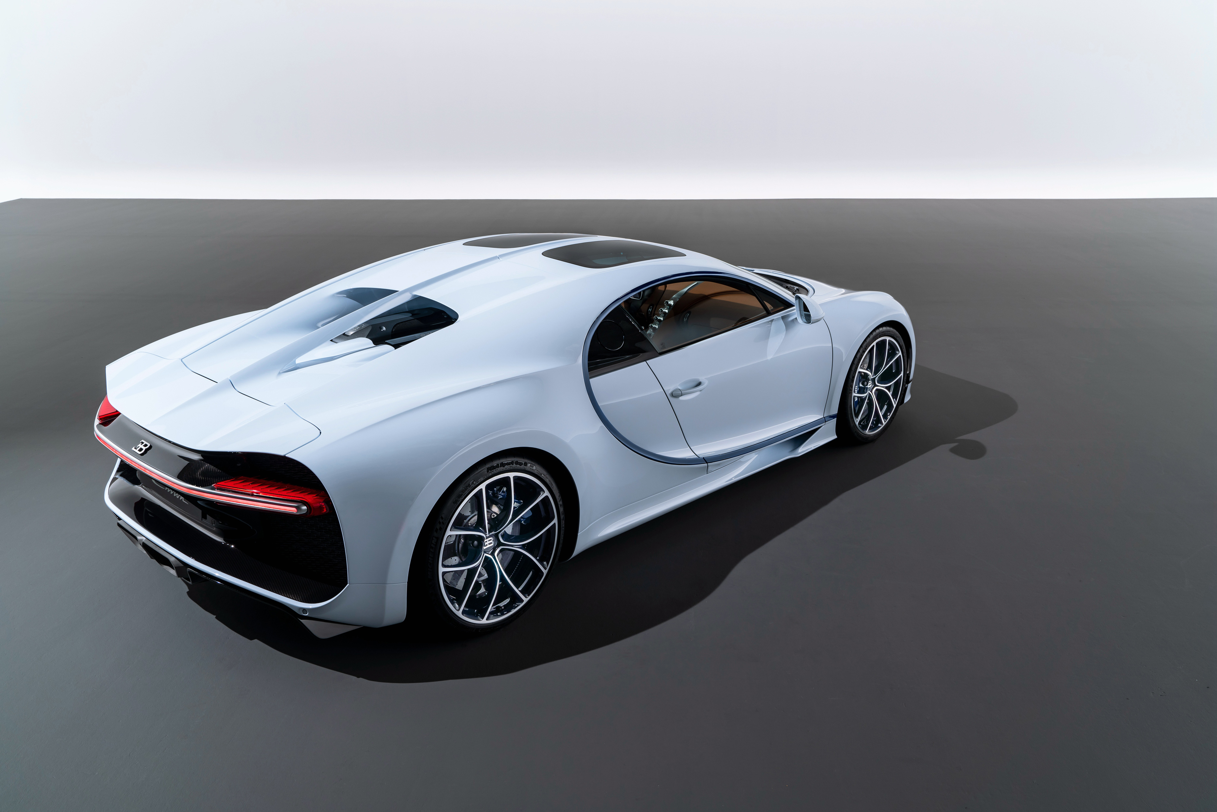 2018 Bugatti Chiron Sky View Rear 4k, HD Cars, 4k