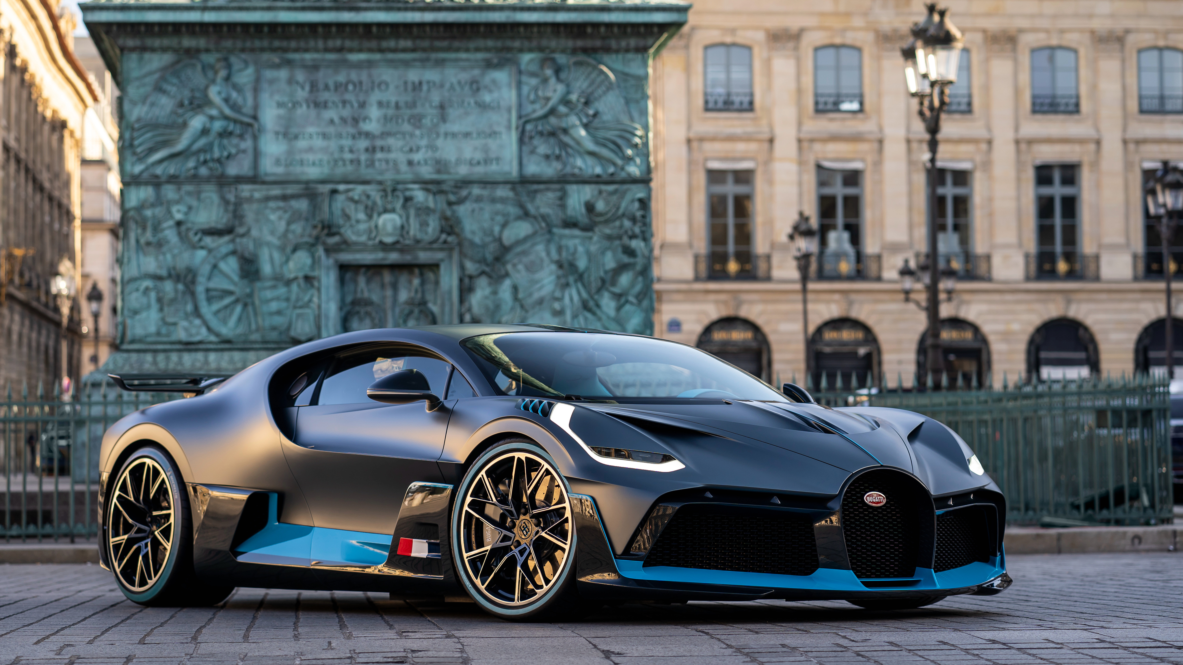 2018 Bugatti Divo Front 4k Hd Cars 4k Wallpapers Images
