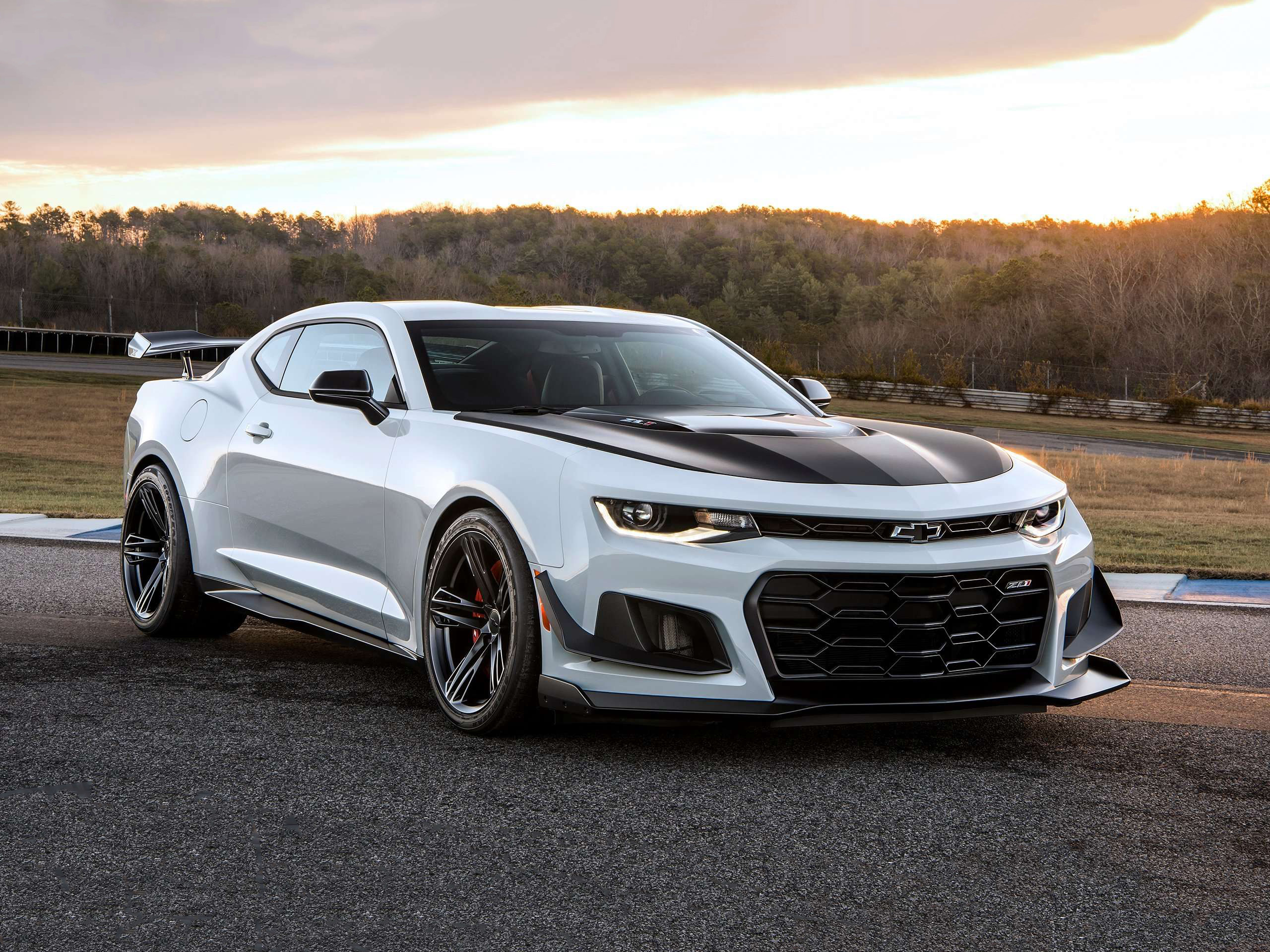2018 Chevrolet Camaro Zl1 1le Hd Cars 4k Wallpapers Images