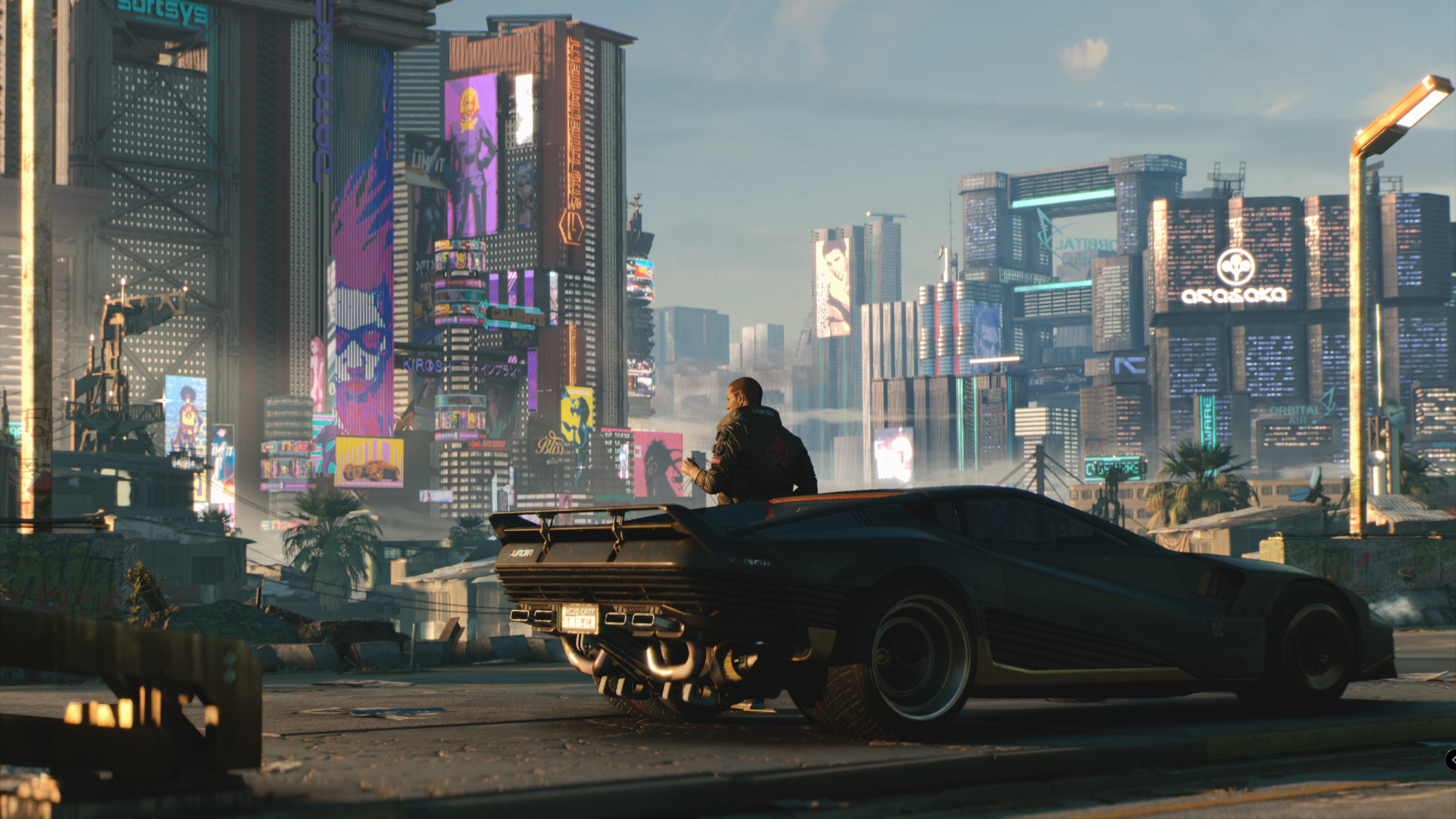 2018 cyberpunk 2077 car hd games 4k wallpapers images backgrounds photos and pictures - Cyberpunk 2077 wallpaper 4k ...
