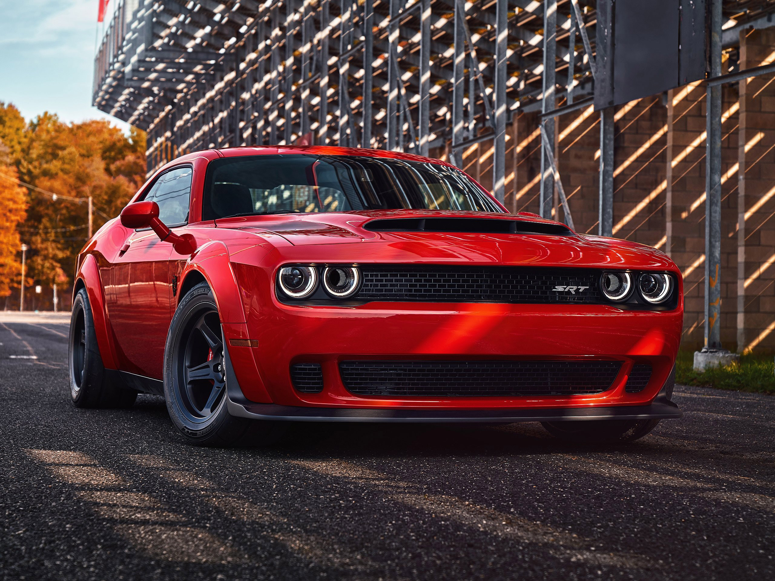 2018 Dodge Challenger SRT Demon, HD Cars, 4k Wallpapers, Images, Backgrounds, Photos and Pictures