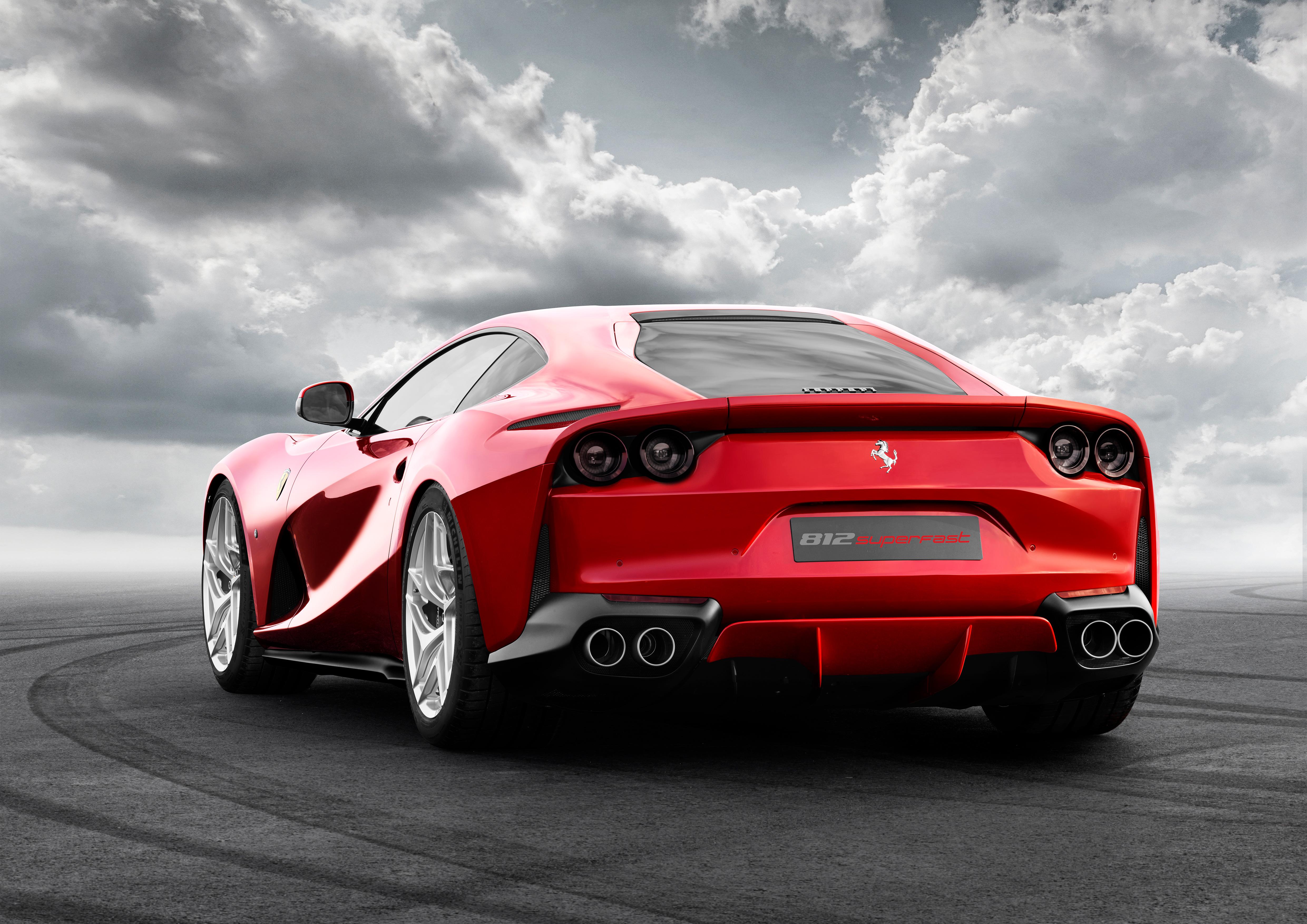 2018 Ferrari 812 Superfast, HD Cars, 4k Wallpapers, Images ...