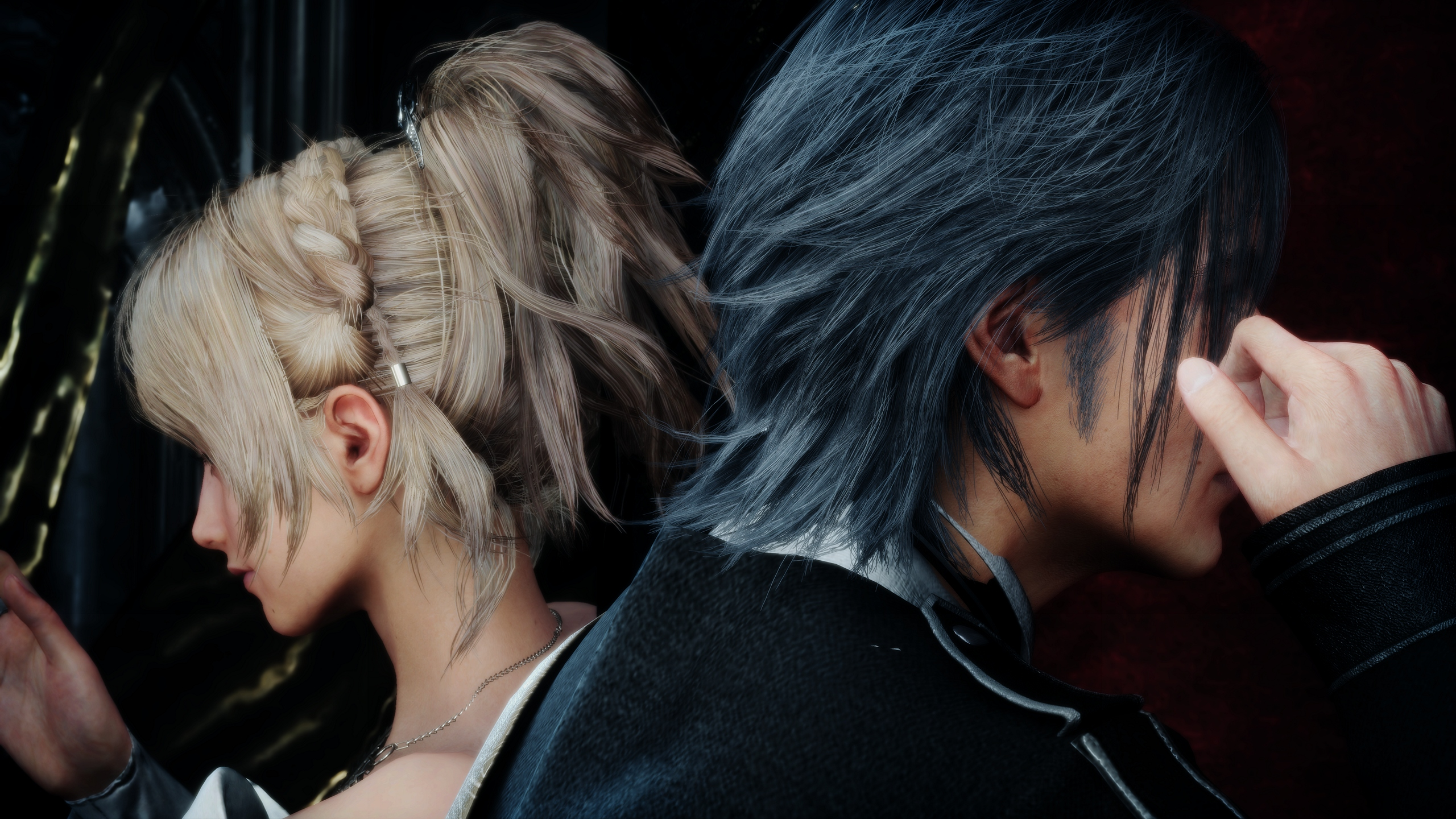 Final Fantasy Xv Wallpapers The Best 79 Images In 2018: 2560x1440 2018 Final Fantasy Xv 1440P Resolution HD 4k