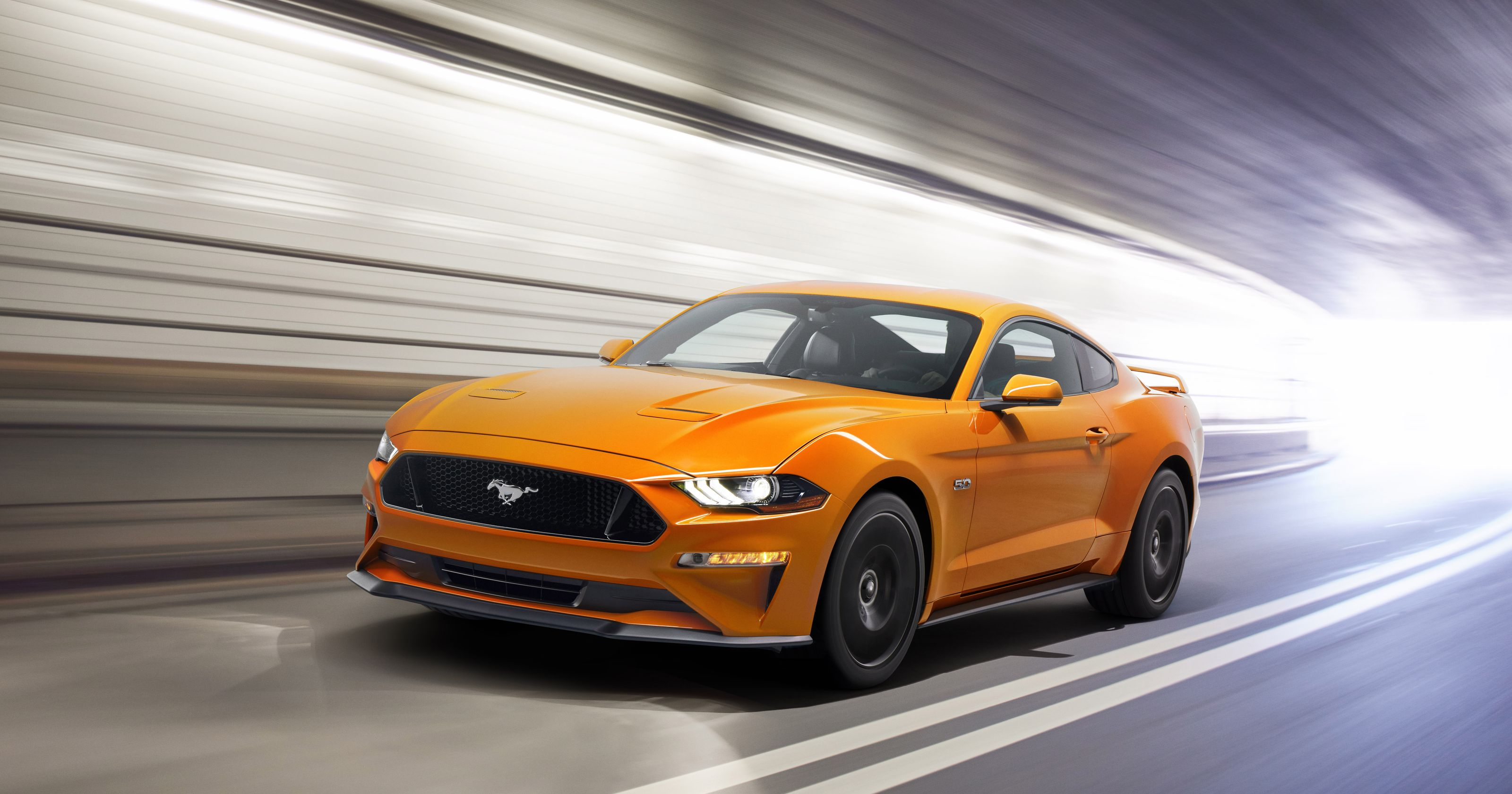 2018 Ford Mustang GT (1280x1024 Resolution)