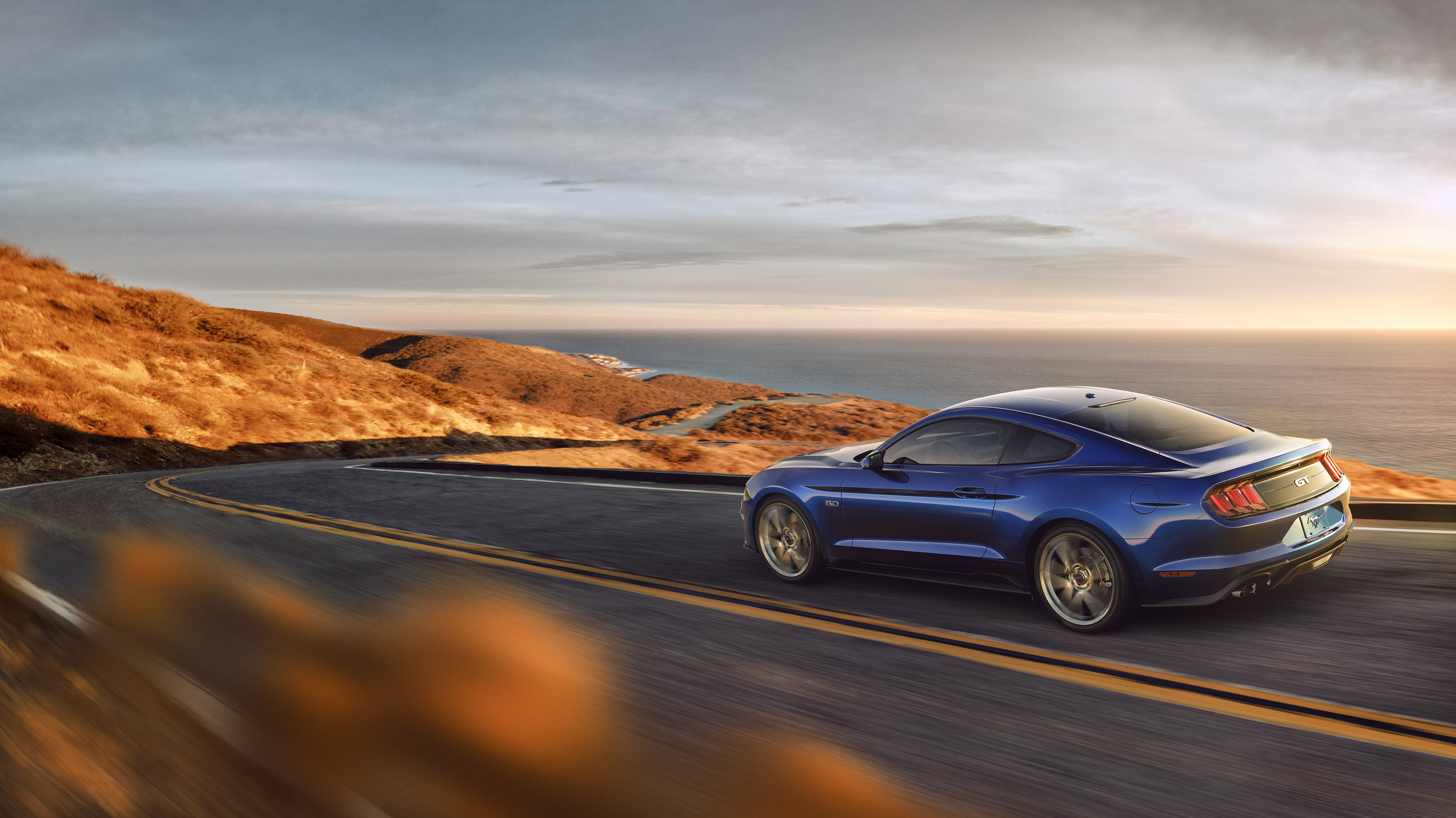 2018 Mustang Wallpaper >> 2018 Ford Mustang V8 Gt Hd Cars 4k Wallpapers Images