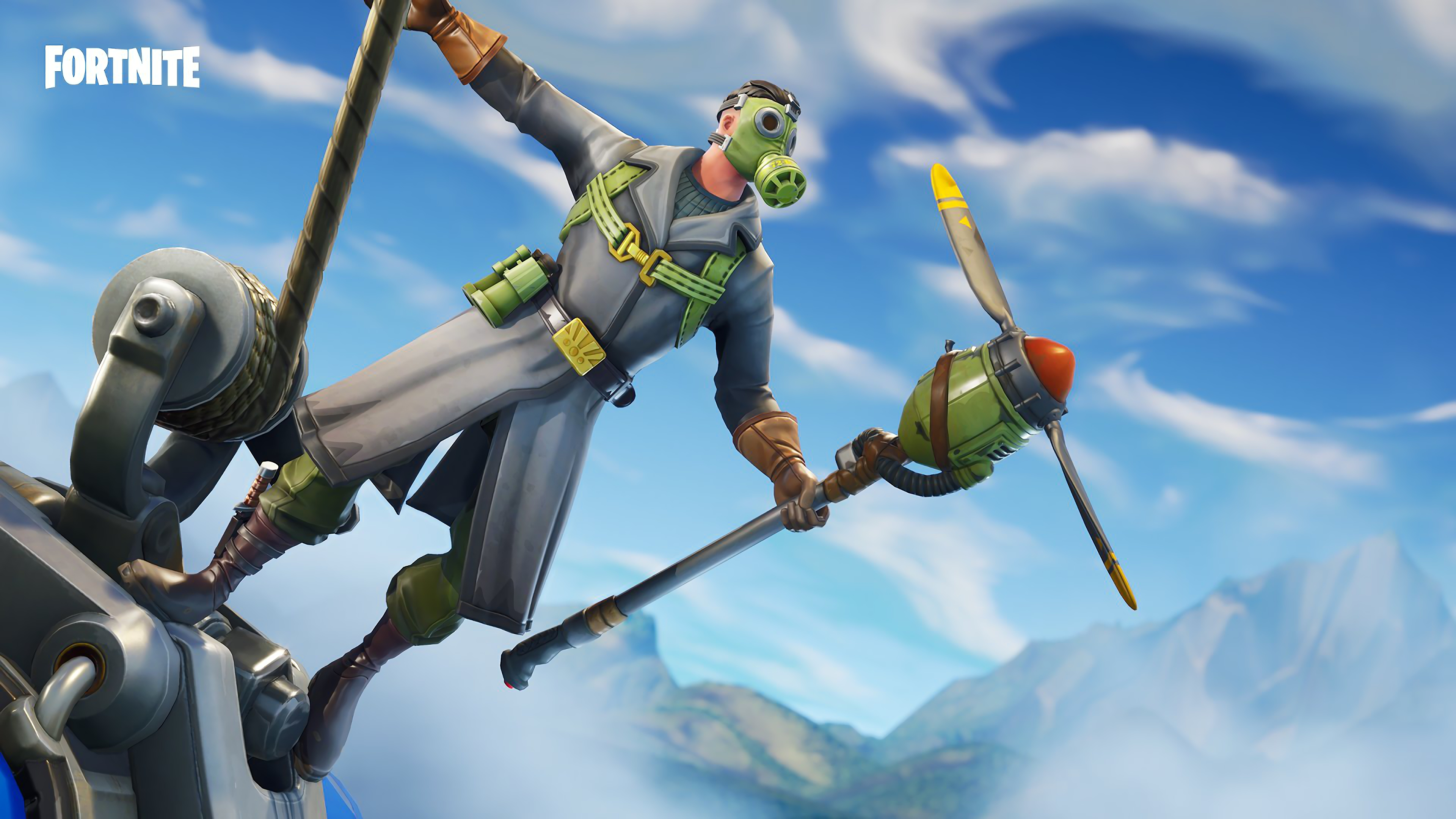 3840x2160 2018 Fortnite Video Game 4k 4k HD 4k Wallpapers, Images, Backgrounds, Photos and Pictures