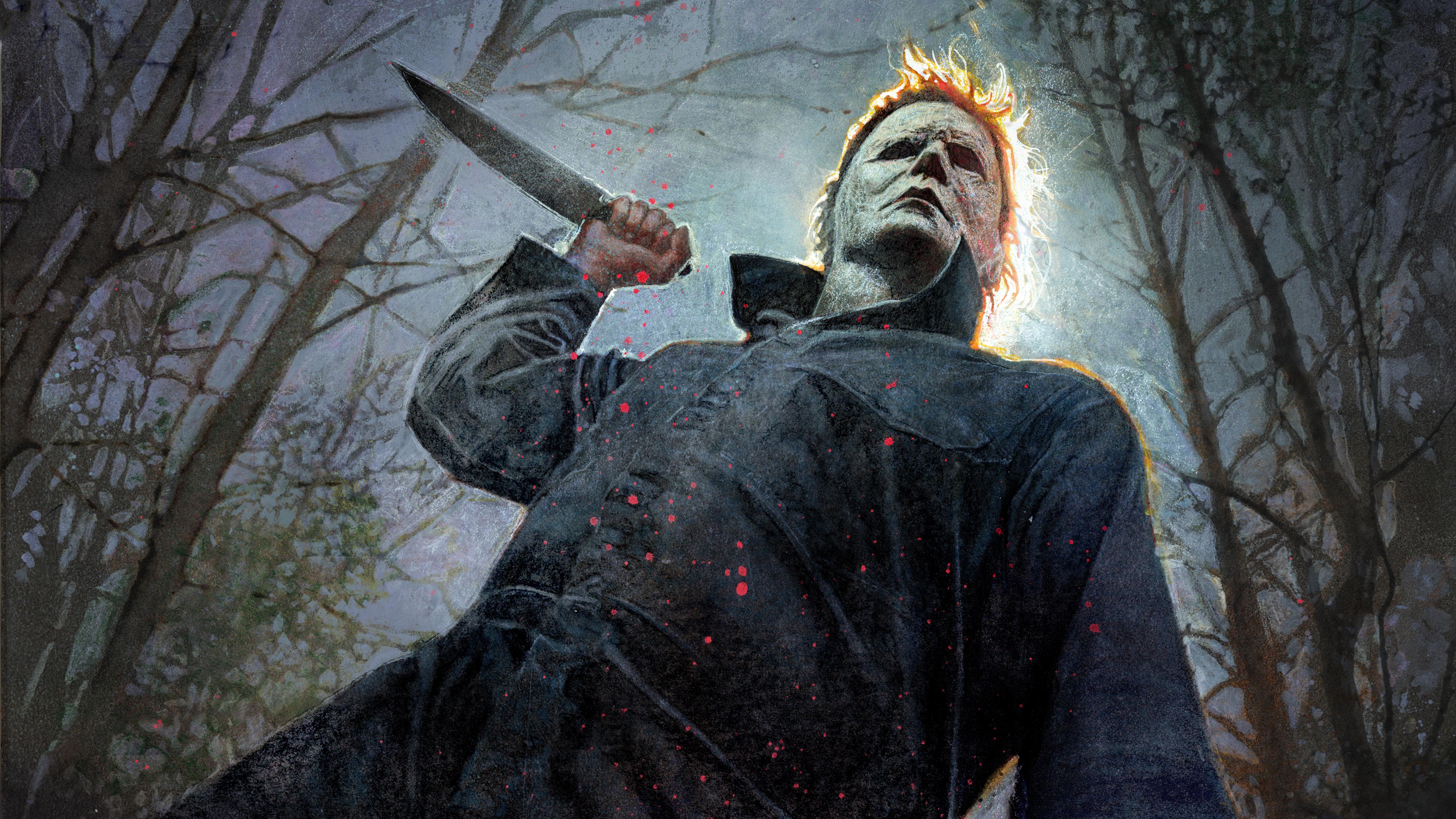 2018 Halloween Movie 5k, HD Movies, 4k Wallpapers, Images ...