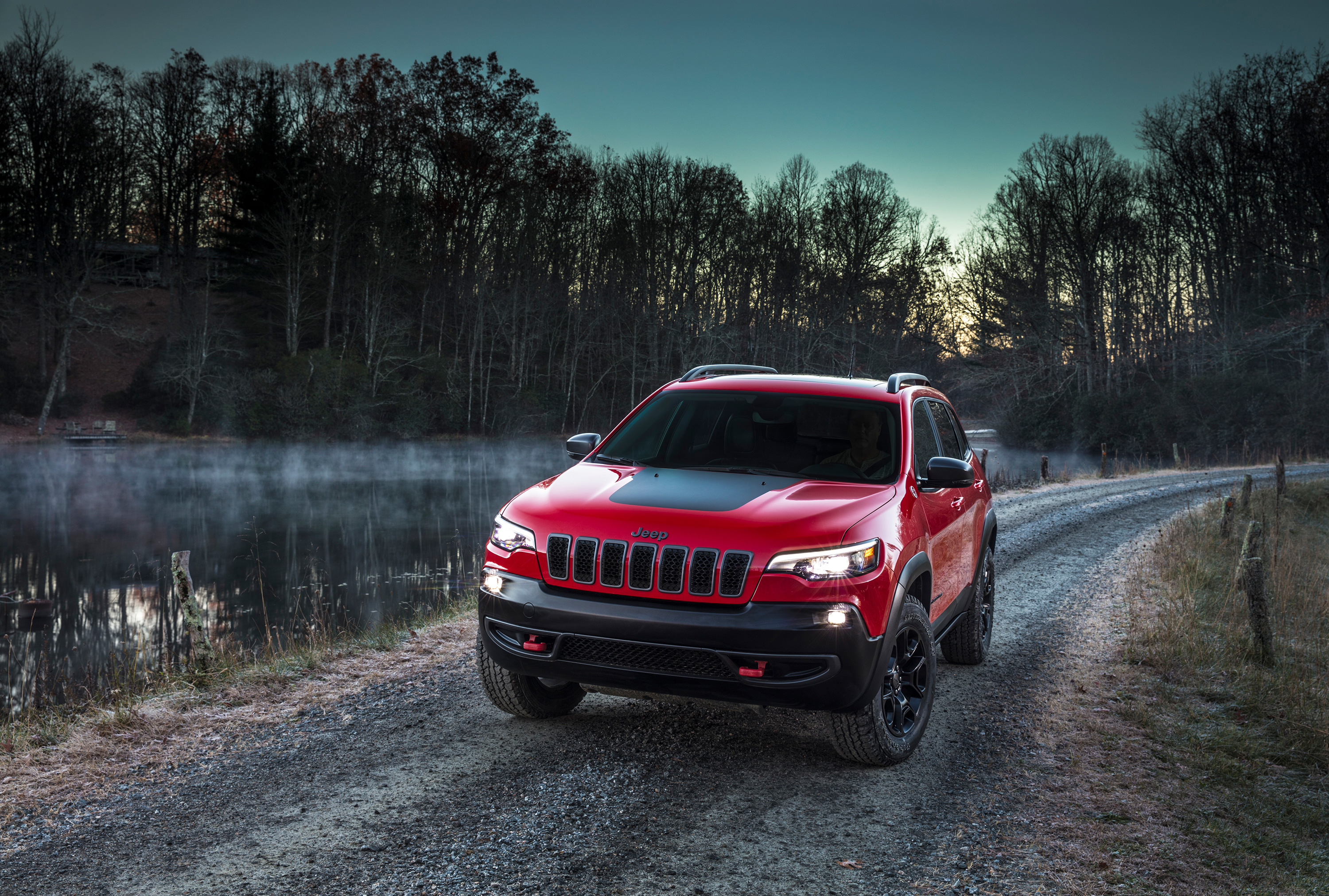 2018 Jeep Cherokee Trailhawk, HD Cars, 4k Wallpapers ...